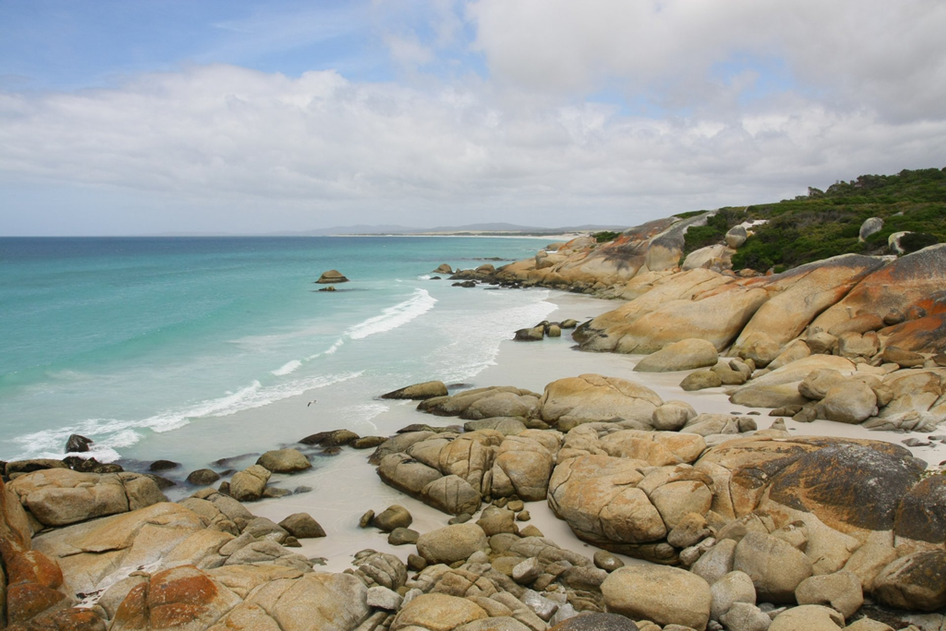 Bay of Fires 2020