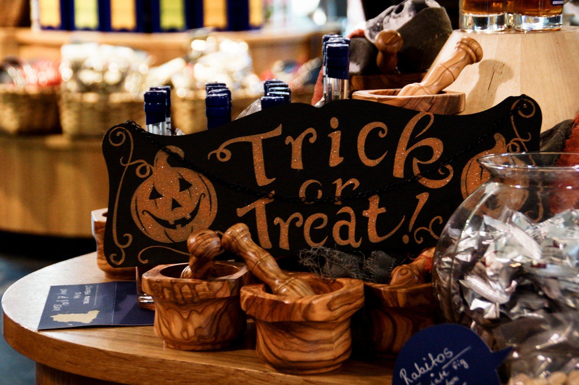 Halloween Treats in London - Best Season 2020