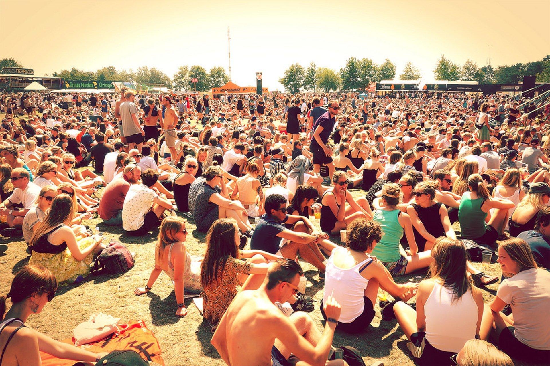 Roskilde Festival in Denmark - Best Season 2019