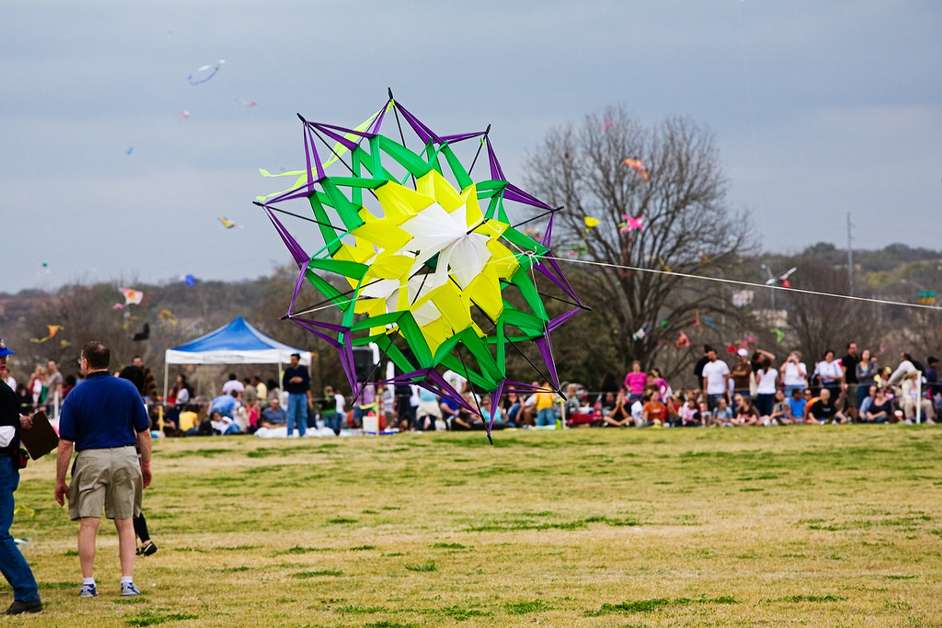 ABC Zilker Kite Festival in Texas 2019 - Best Time