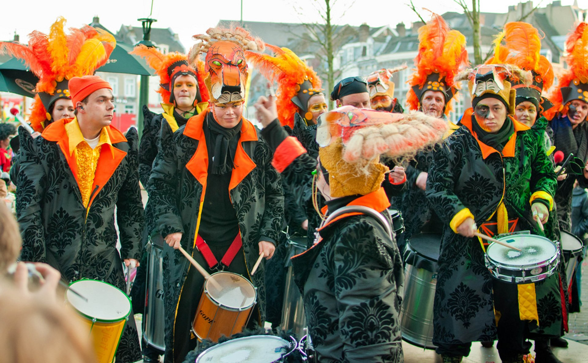 Dutch Carnival—Vastelaovend in The Netherlands 2020 - Best Time