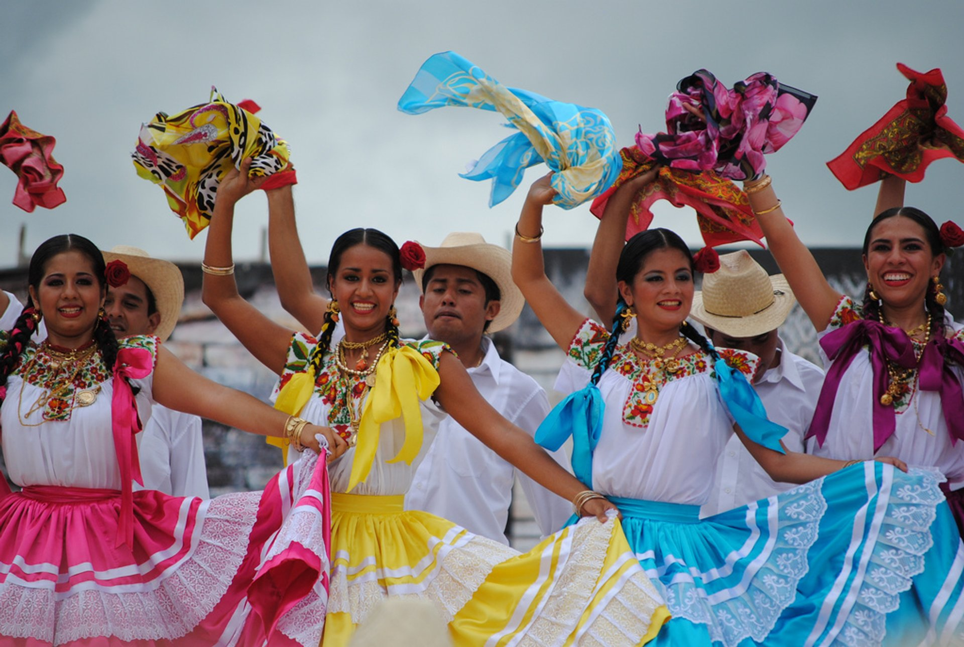 Guelaguetza Festival in Mexico 2020 - Best Time