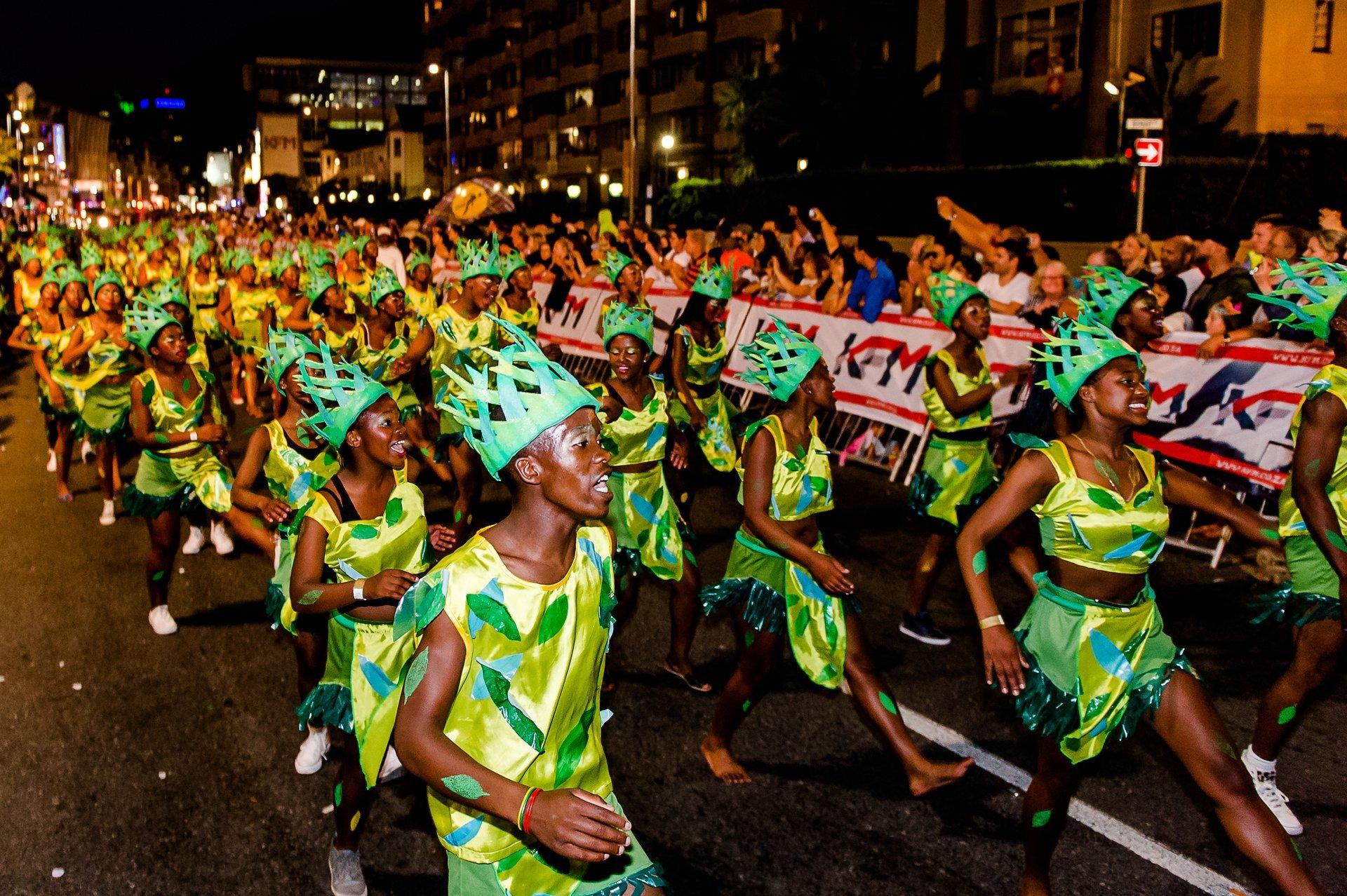 Cape Town Carnival in Cape Town - Best Season