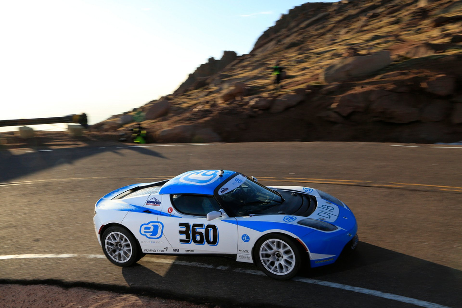 Best time for Pikes Peak International Hill Climb in Colorado 2020
