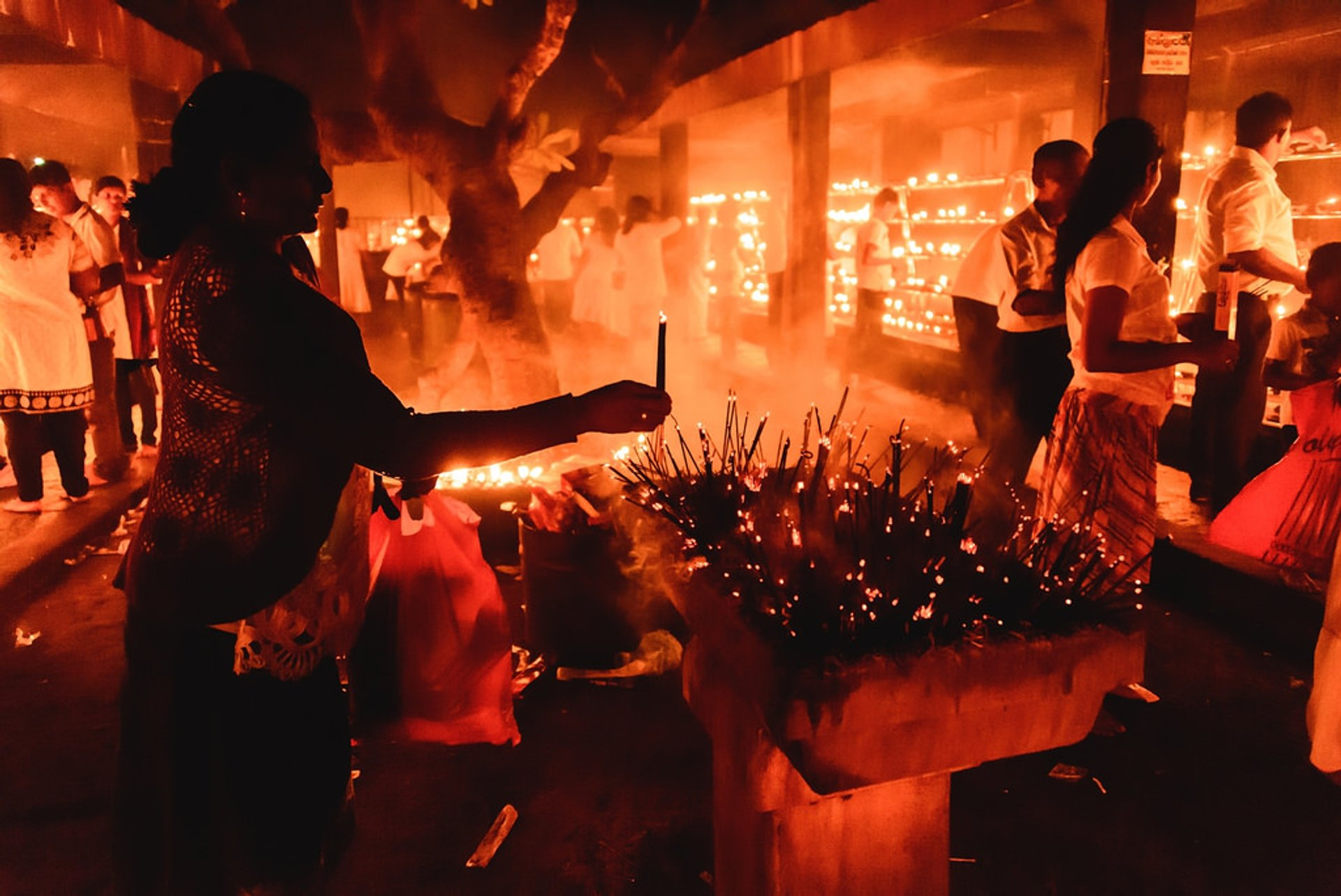 Vesak Festival in Sri Lanka - Best Season 2020