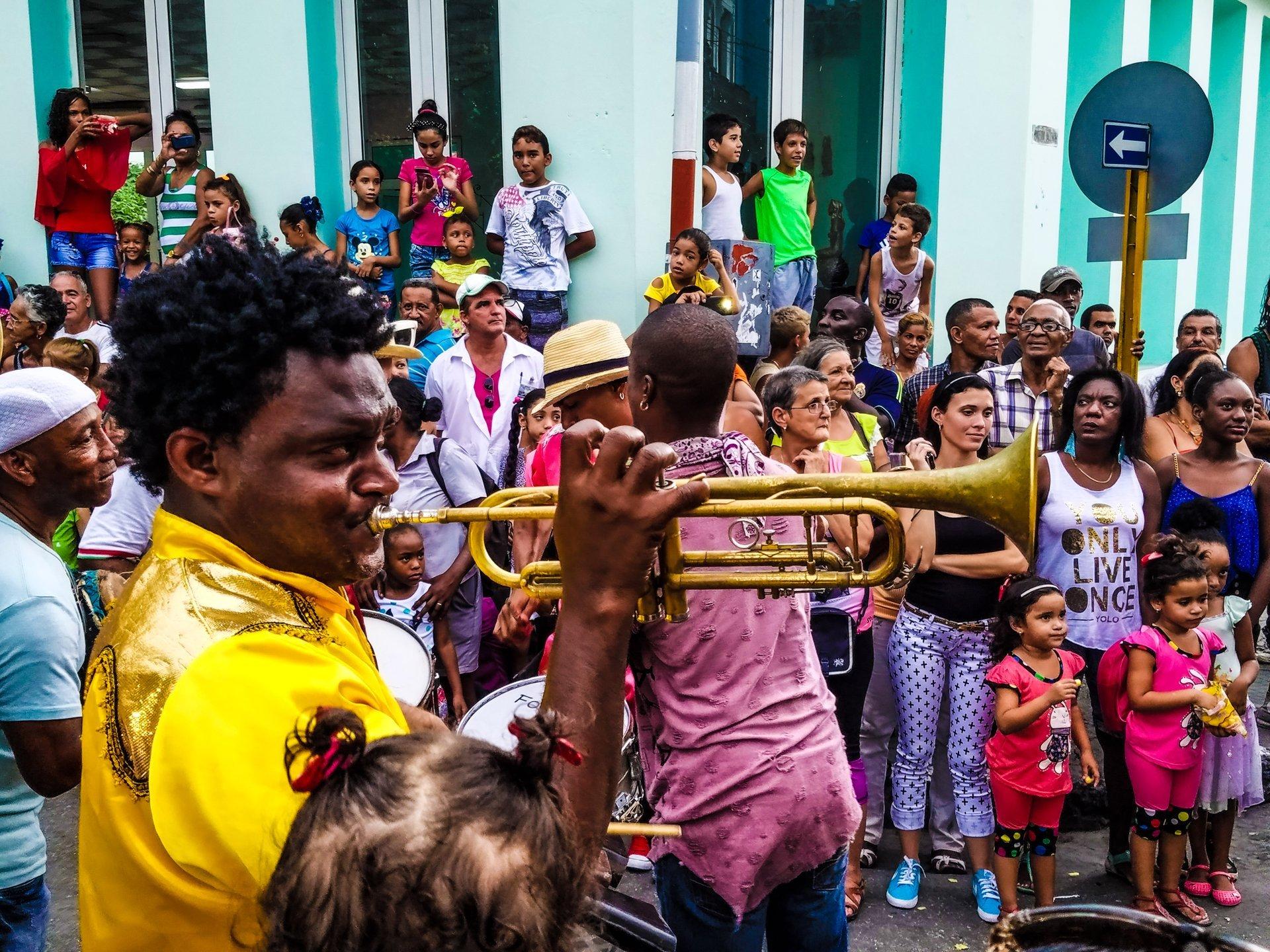 Fiesta del Fuego | Festival of the Caribe in Cuba 2019 - Best Time