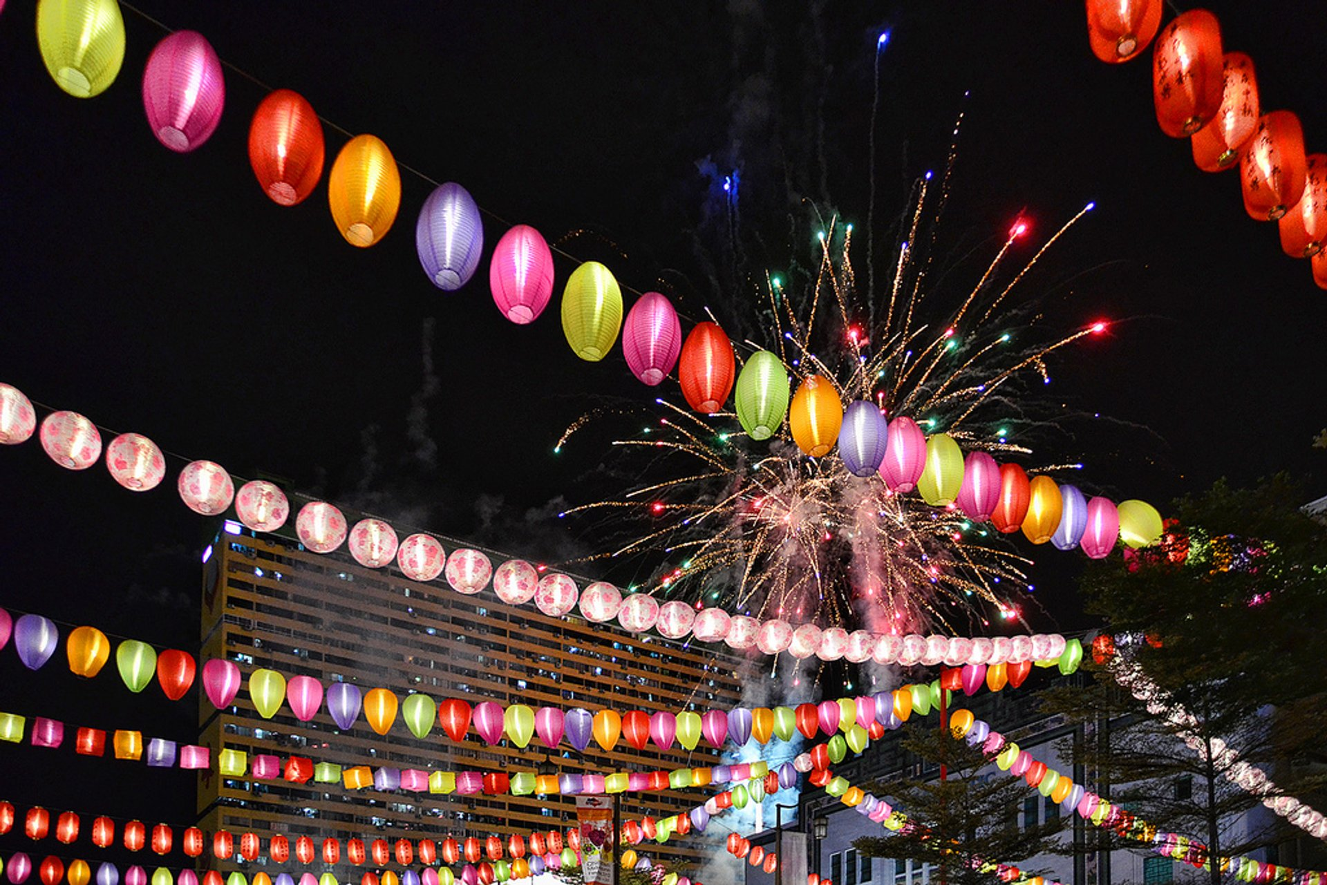 Mid-Autumn Festival in Singapore 2019 - Best Time