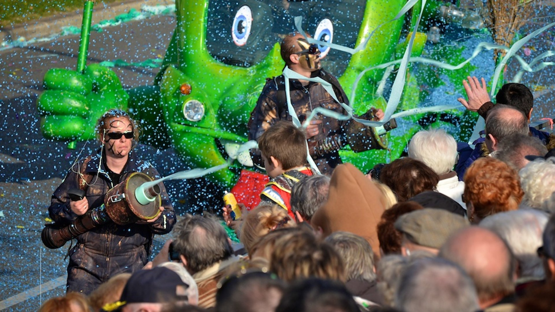 Best time for Carnaval de Nice in Provence & French Riviera 2020