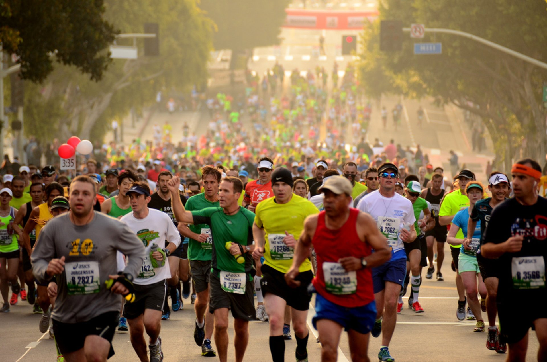 Los Angeles Marathon in Los Angeles 2020 - Best Time