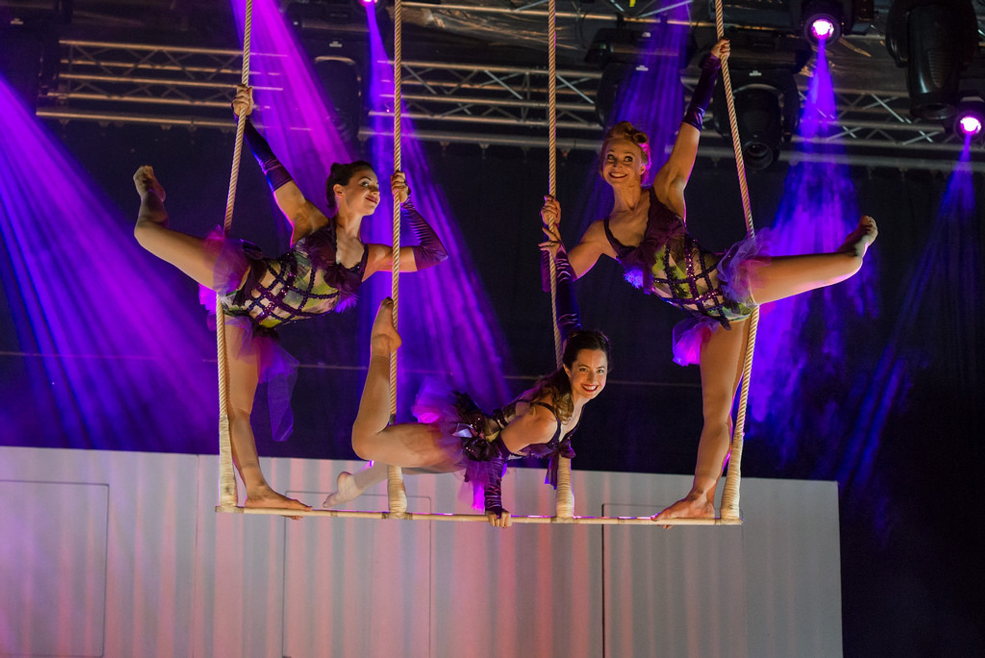 Best time for Montreal Cirque Festival in Montreal 2020