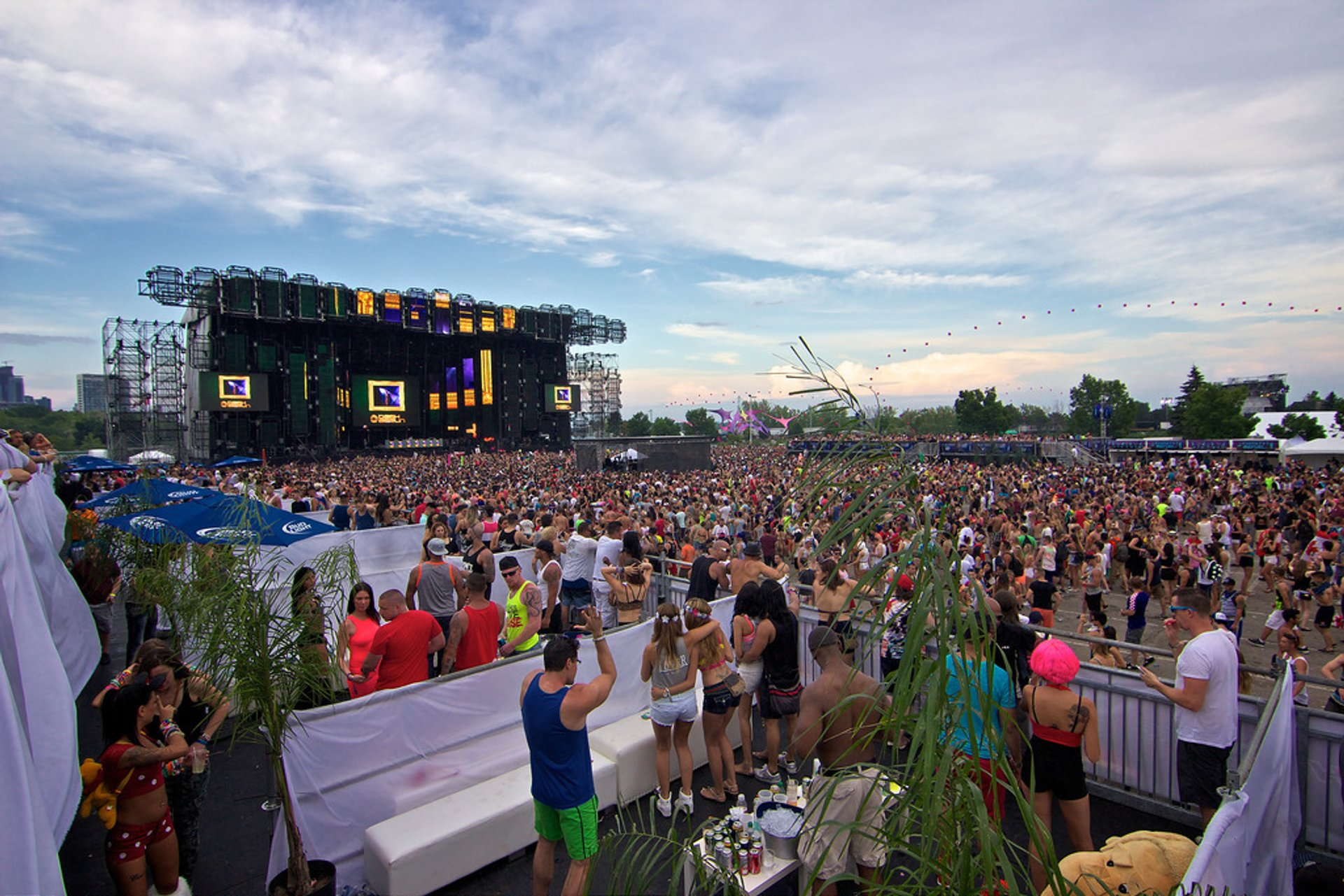 Best time for Dreams Festival in Toronto 2020