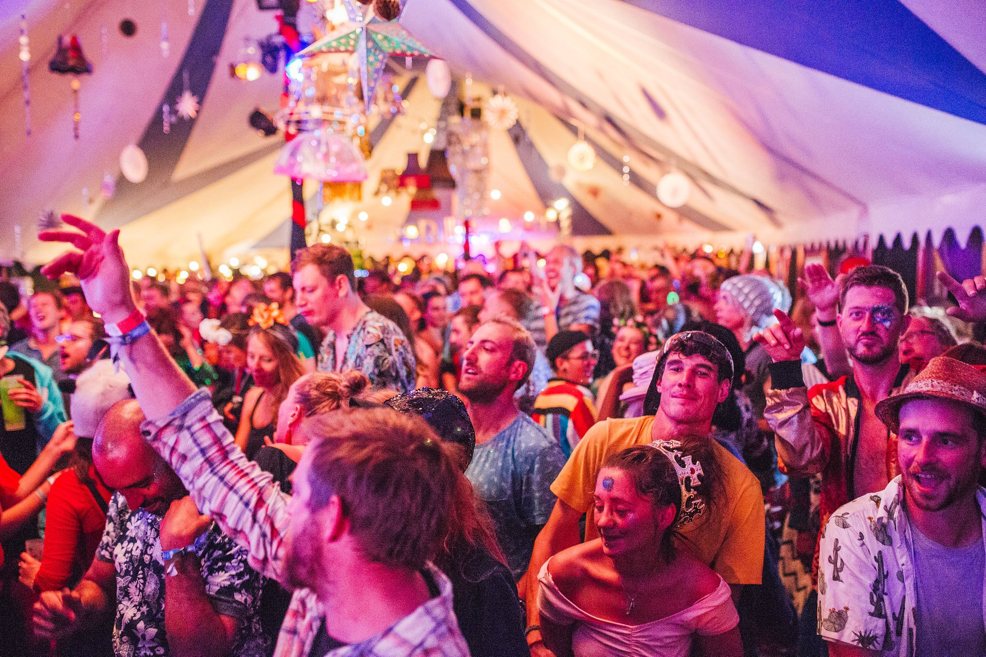 Best time for Shambala Festival 2020