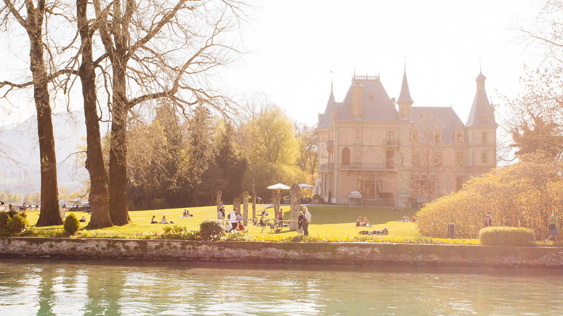 Spring in Switzerland 2020 - Best Time