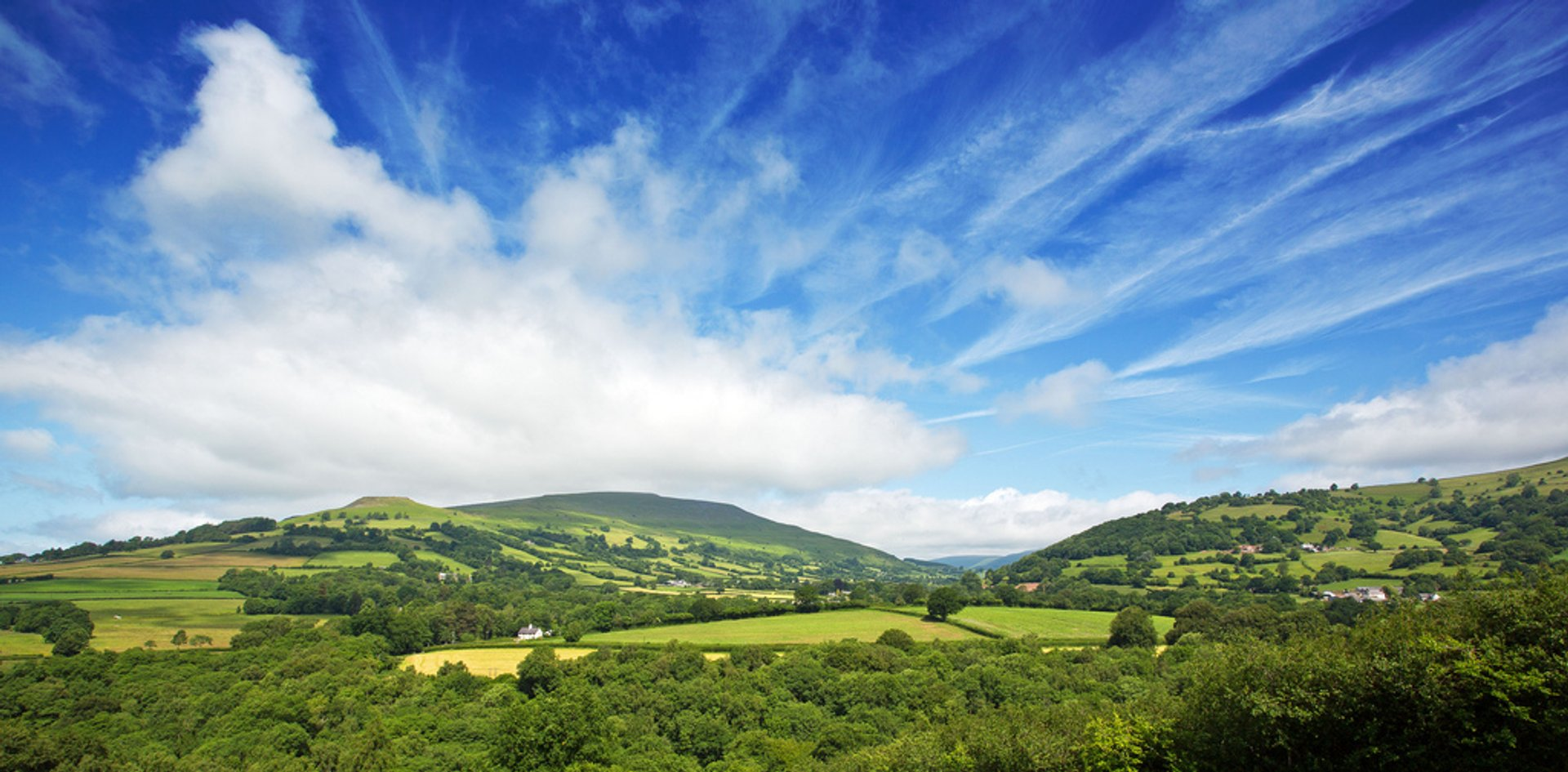 Summer (Haf) in Wales 2020 - Best Time