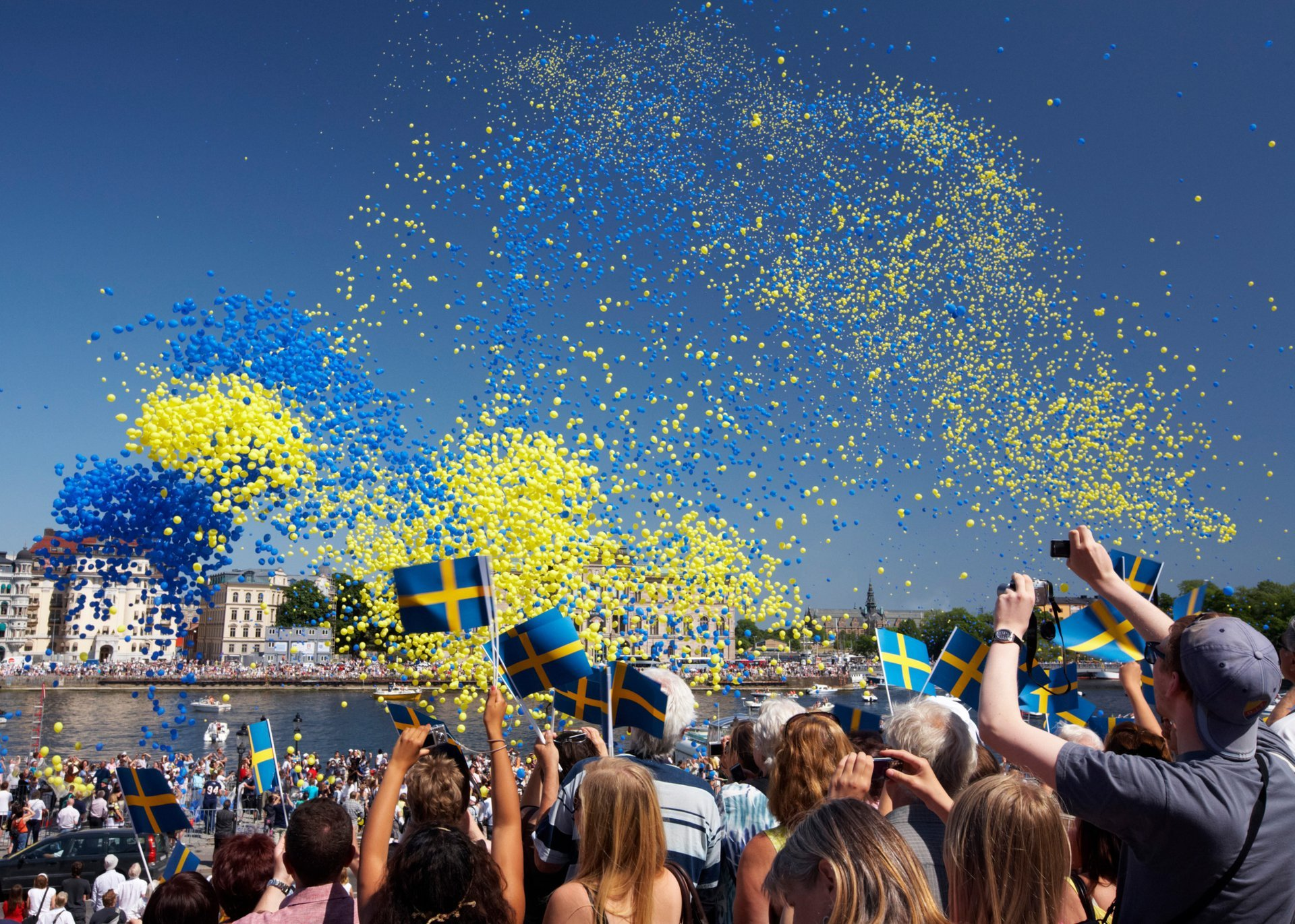 National Day in Sweden 2020 - Best Time