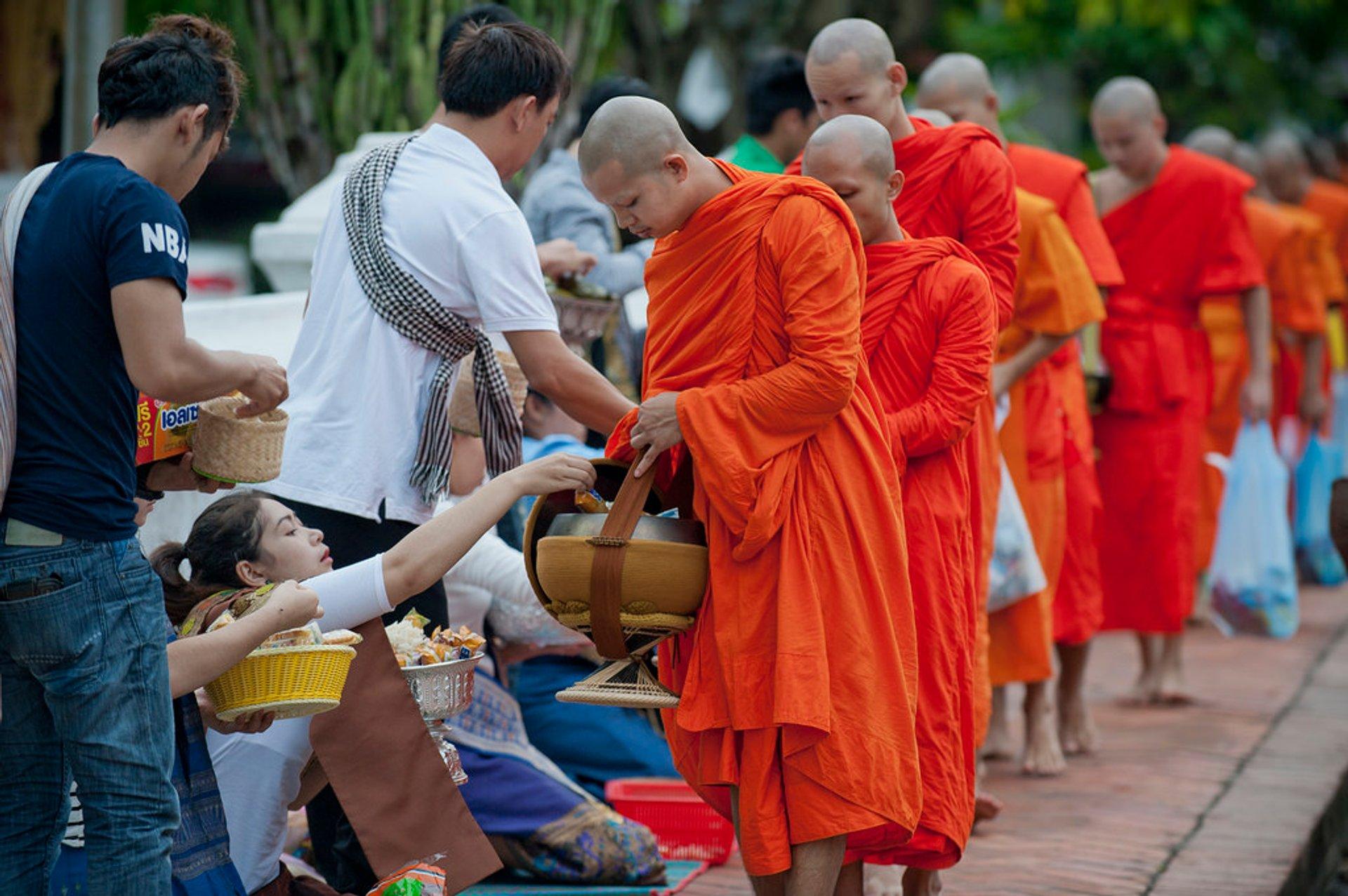 Ban Sieou, Louangphabang Province, Laos 2020