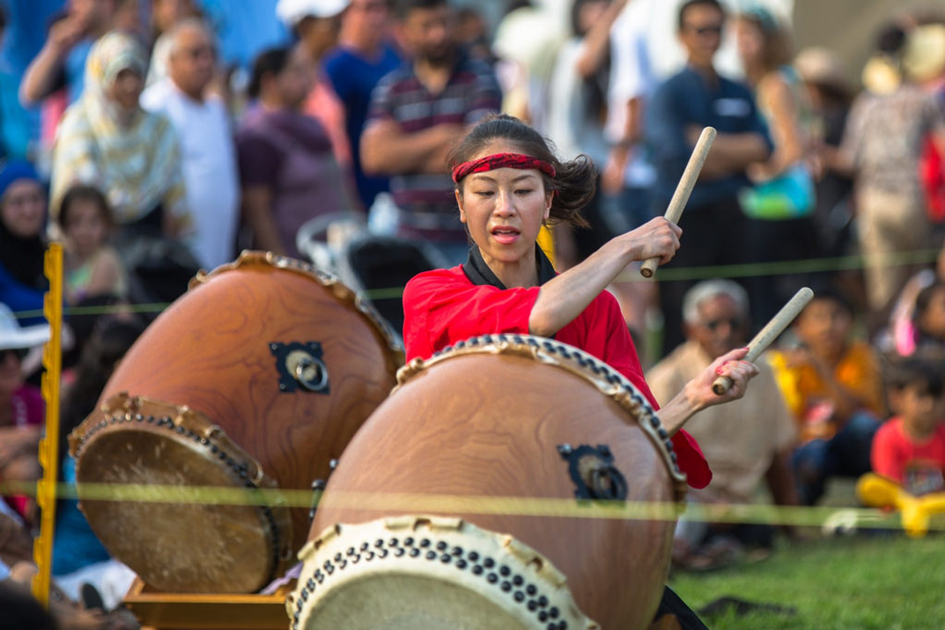 Edmonton Heritage Festival in Edmonton - Best Season