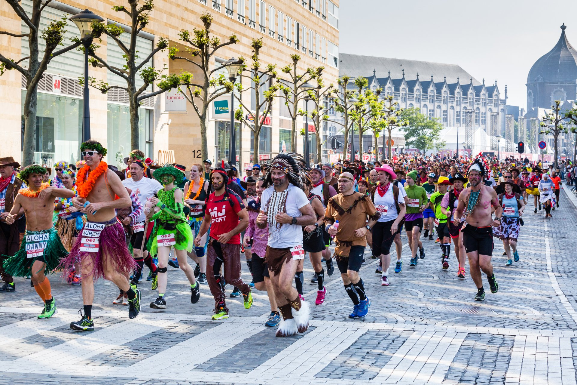 Beer Lovers' Marathon in Belgium 2020 - Best Time