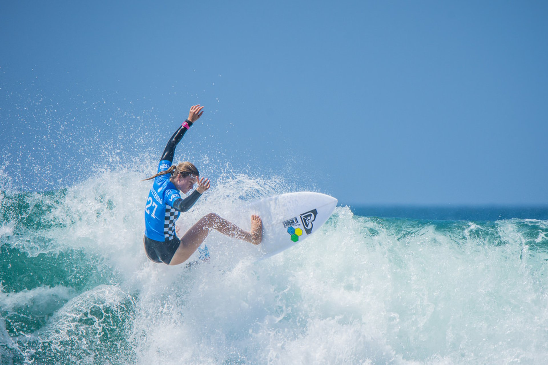 Best time for Vans US Open of Surfing in California