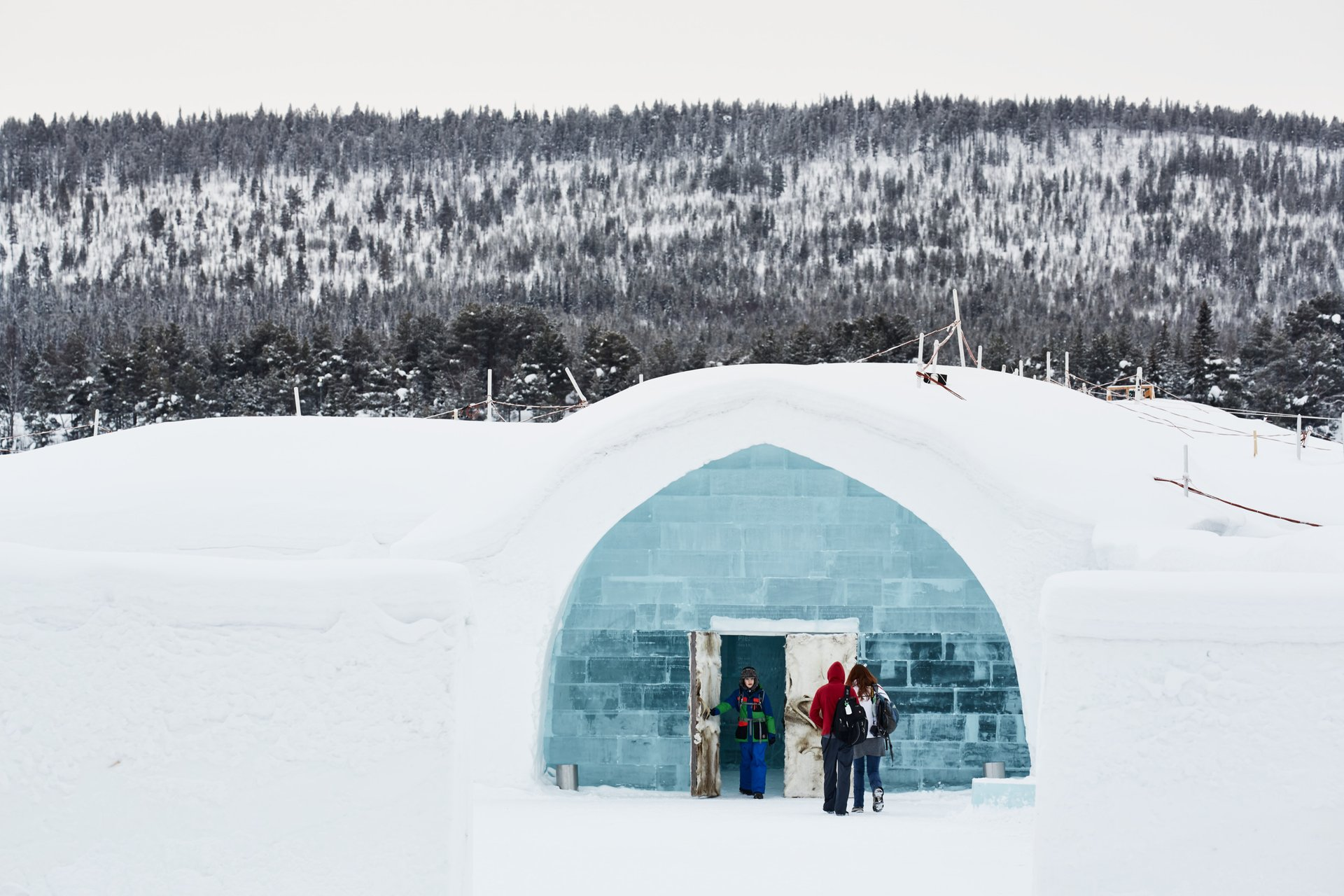 Ice Hotel in Sweden 2020 - Best Time