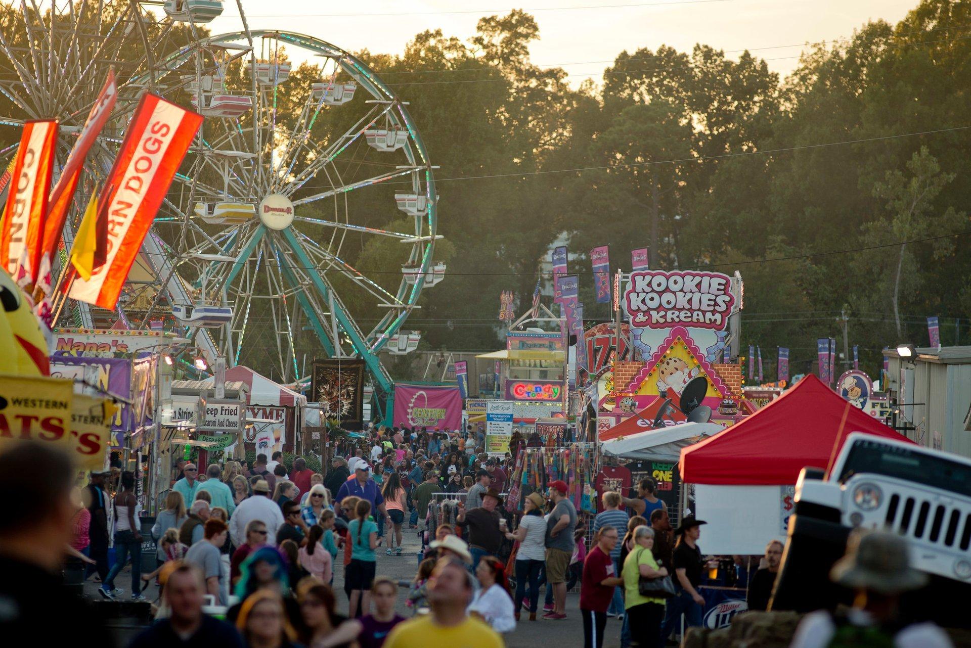 Arkansas State Fair in Arkansas 2020 - Best Time
