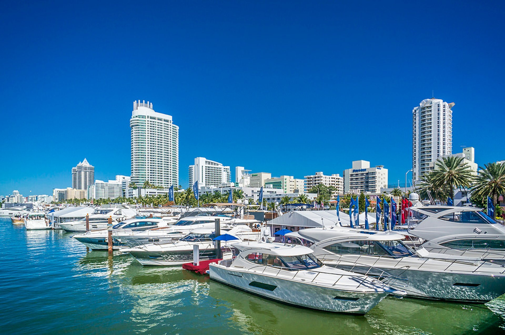 Miami International Boat Show & Strictly Sail in Miami 2019 - Best Time