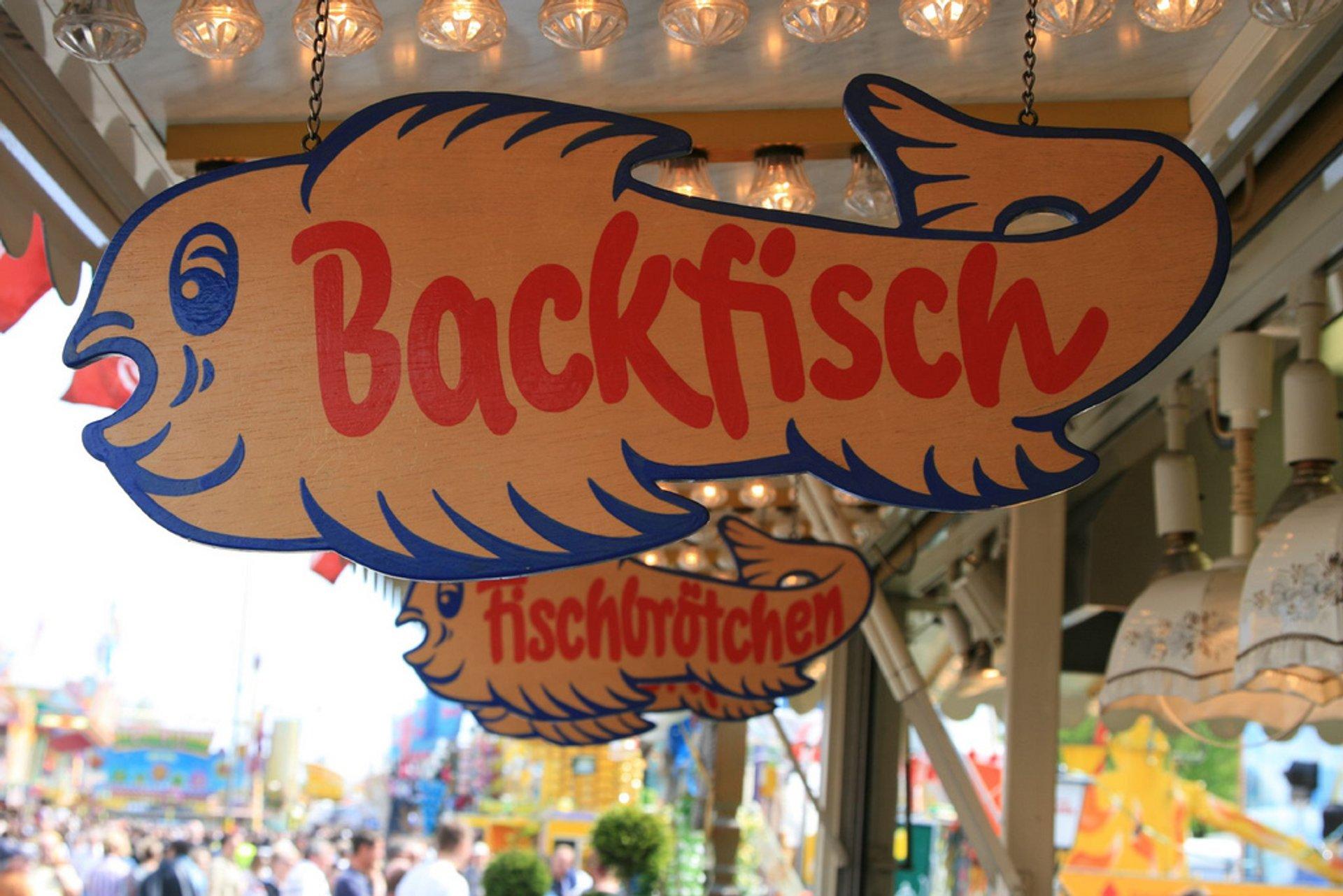 Frühlingsfest Stuttgart (Stuttgart Spring Festival) in Germany - Best Season 2020