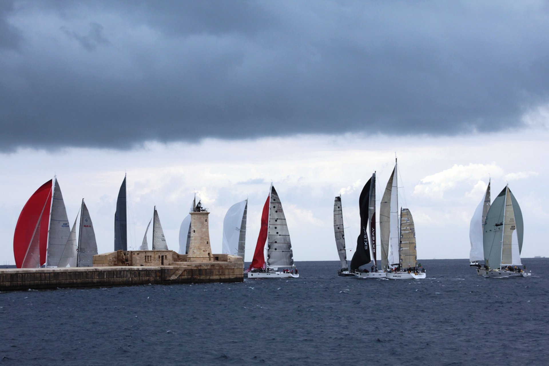 Rolex Middle Sea Race in Malta 2020 - Best Time