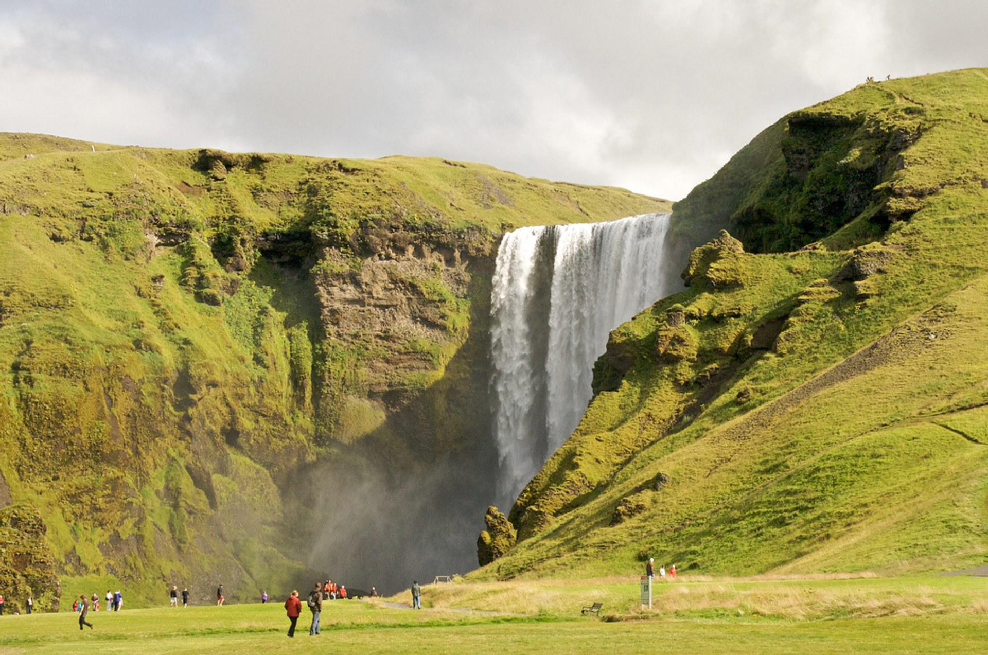 Waterfalls in Iceland - Best Time