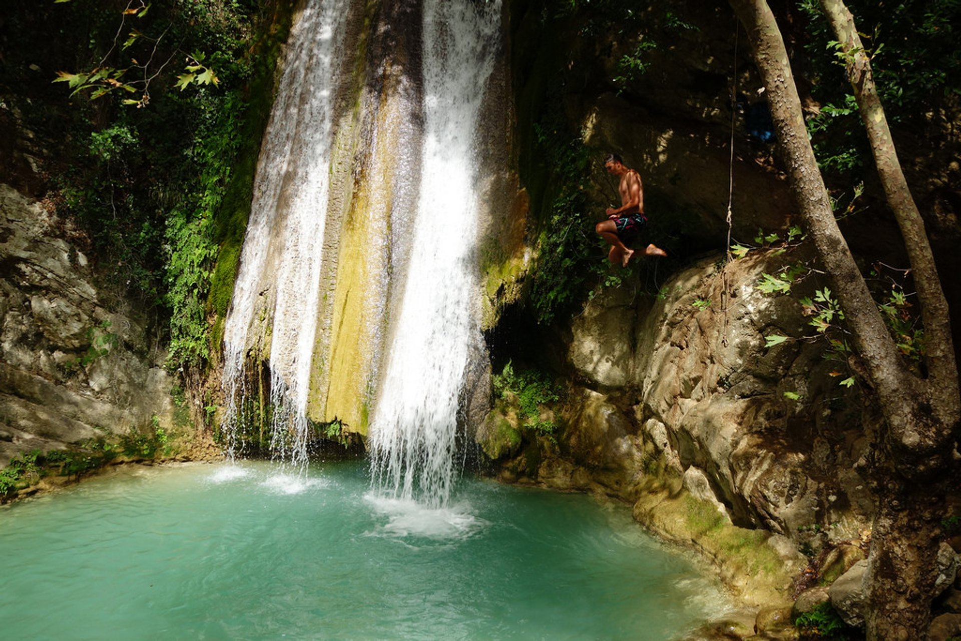 Best time for Neda River Hiking in Greece 2020