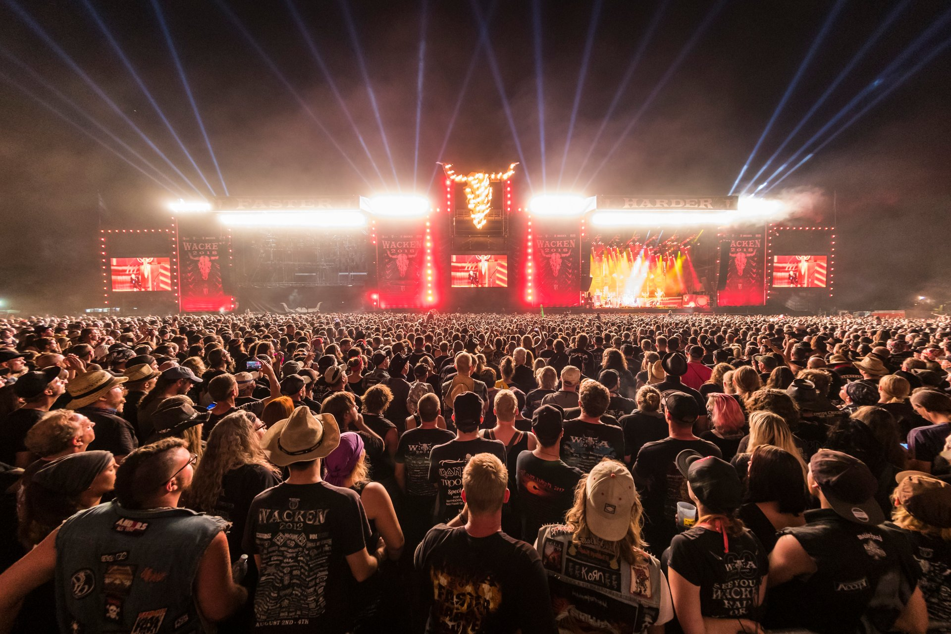 Best time for Wacken Open Air 2020