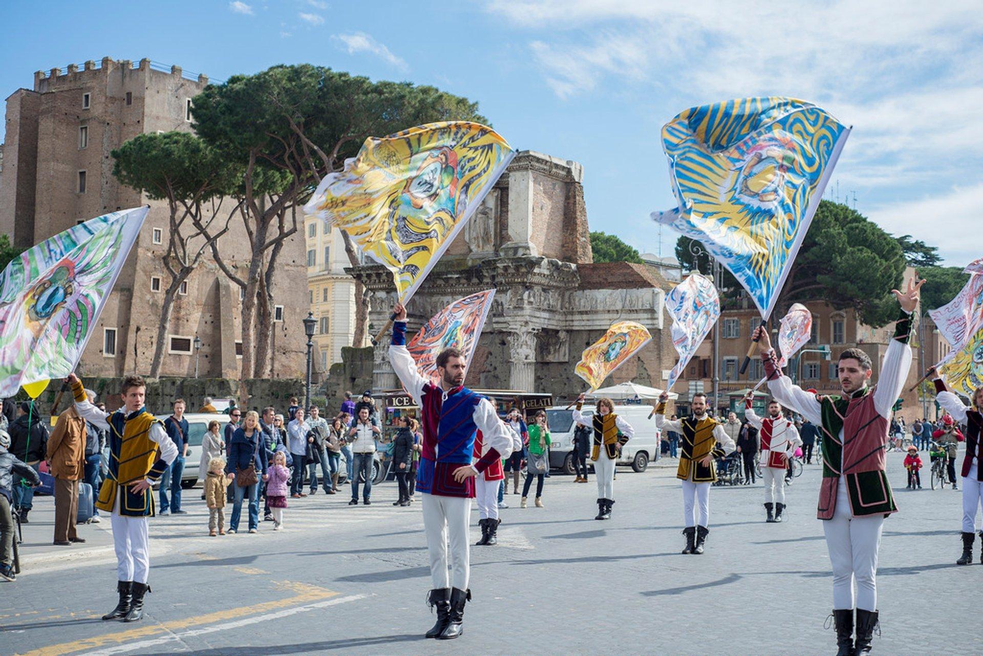 Carnevale di Roma in Rome 2019 - Best Time