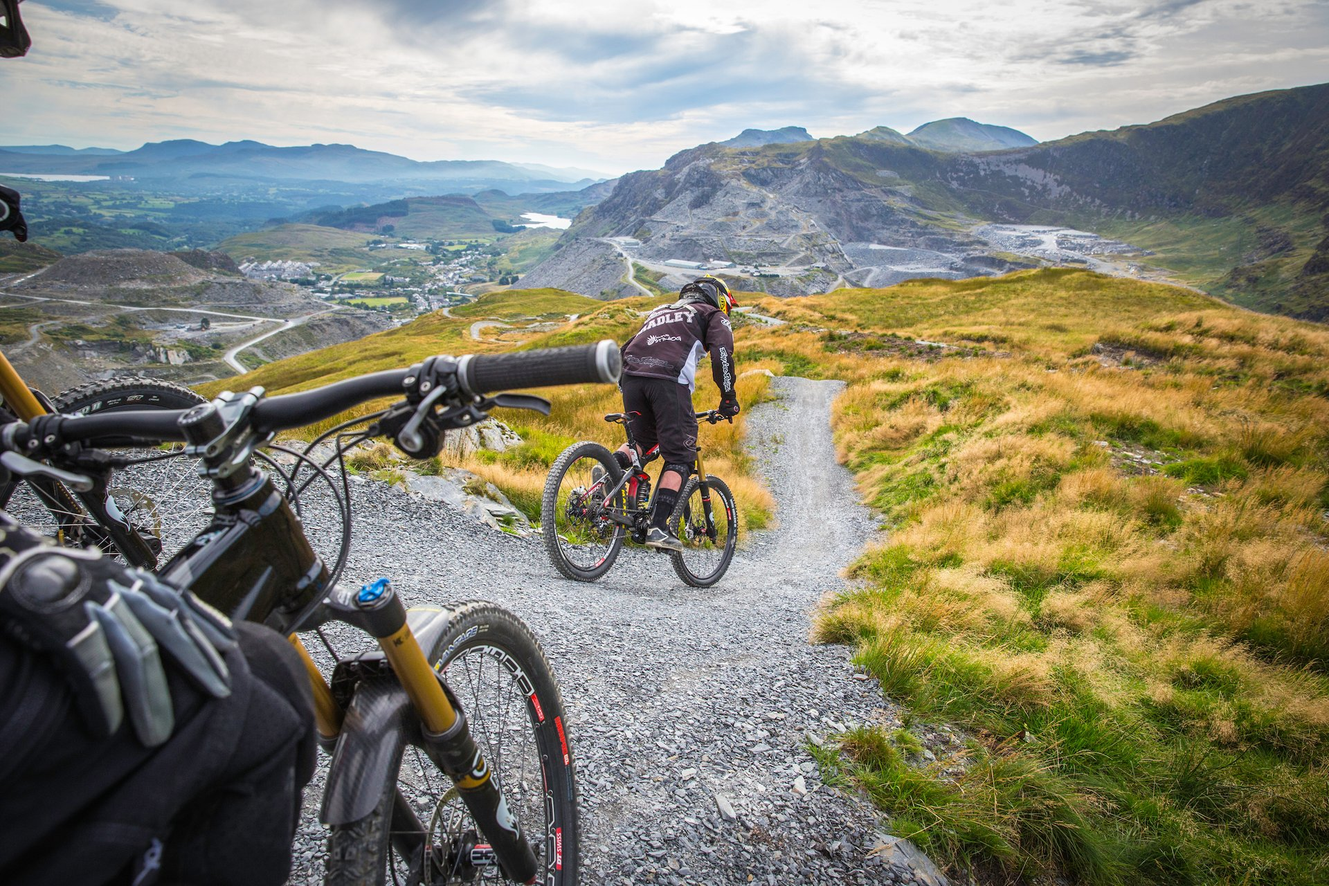 Mountain Biking in Wales 2019 - Best Time