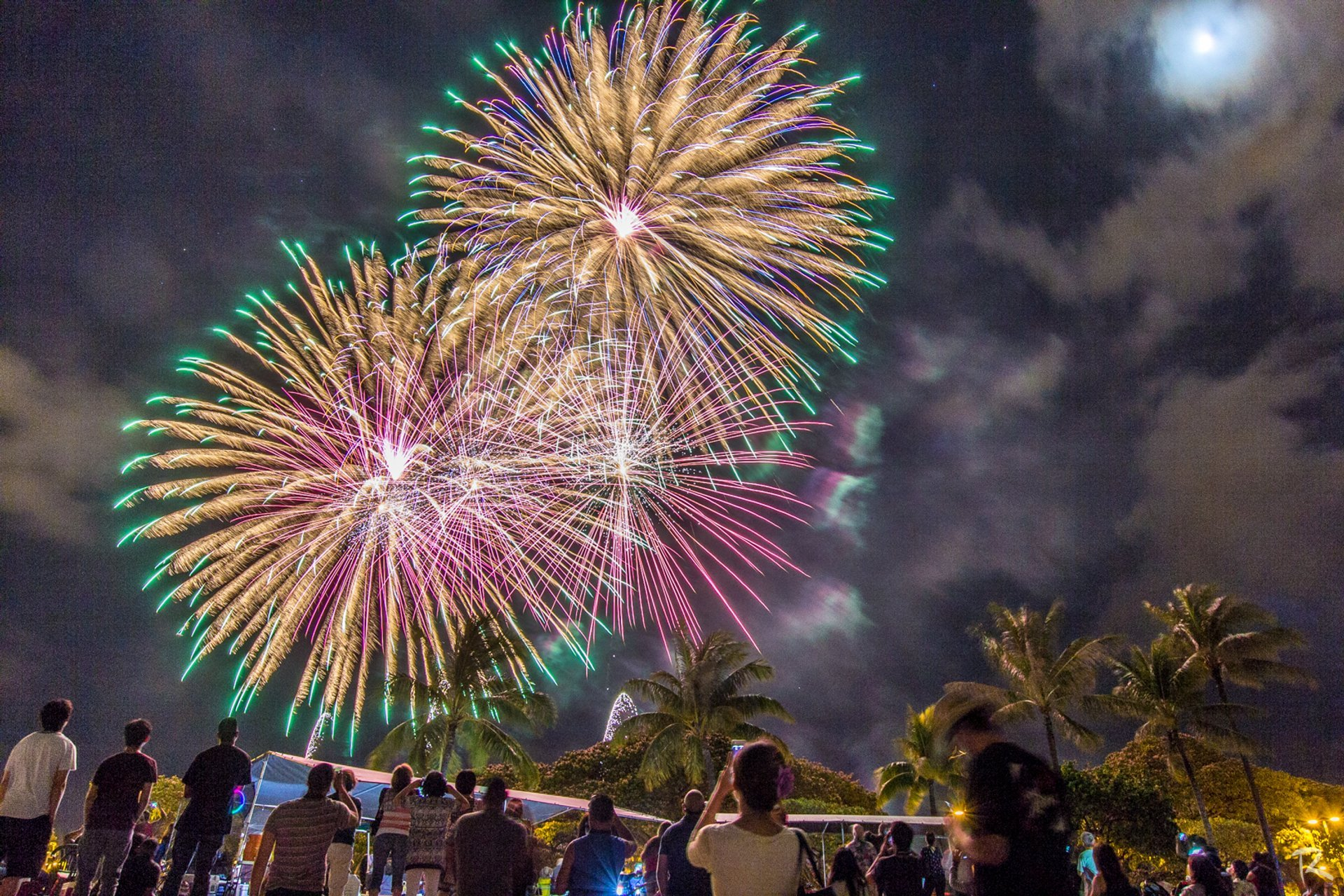 4th of July in Hawaii 2019 - Best Time