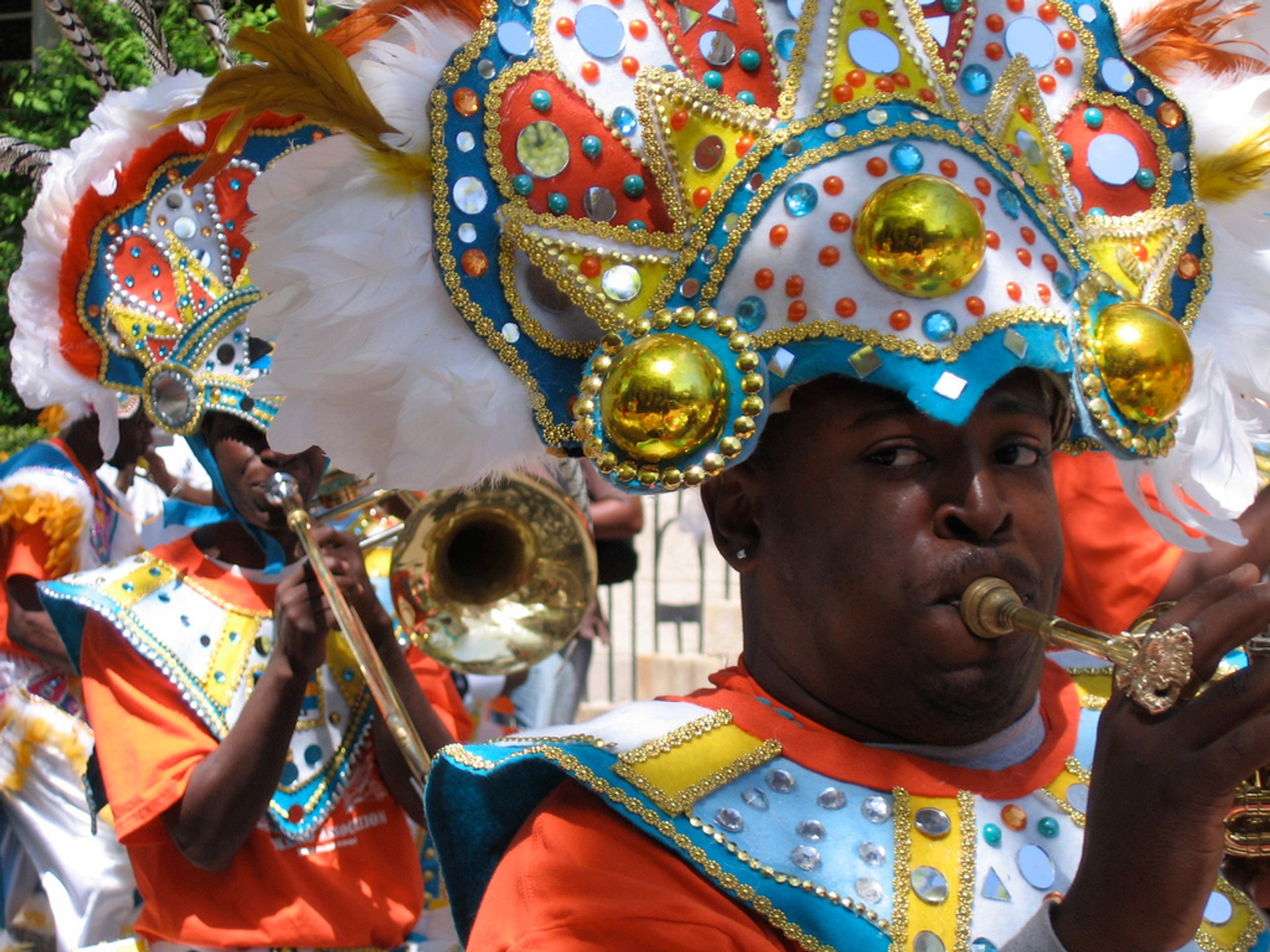 Best time to see Junkanoo in Bahamas 2020