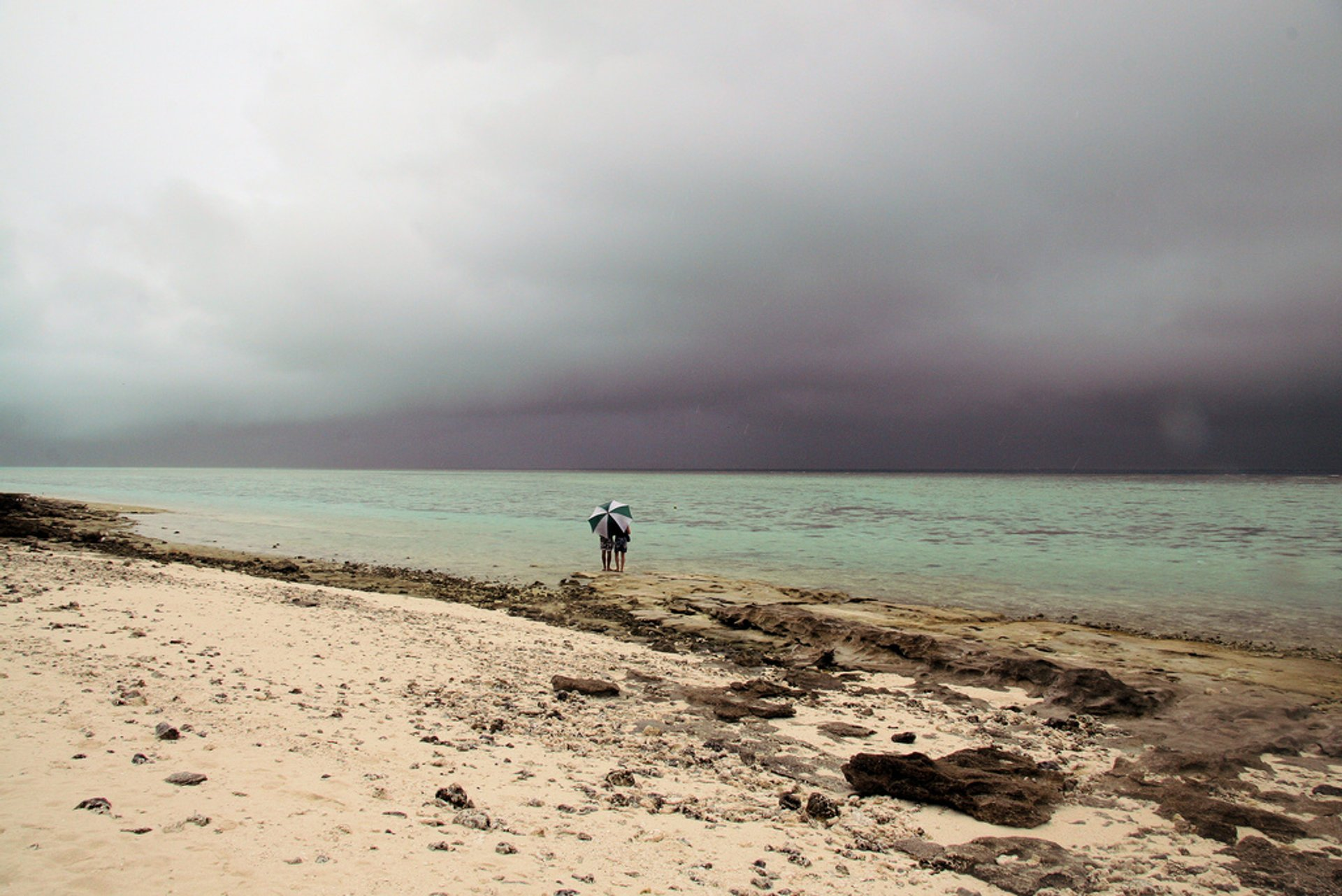 Tropical Cyclones in Great Barrier Reef 2020 - Best Time