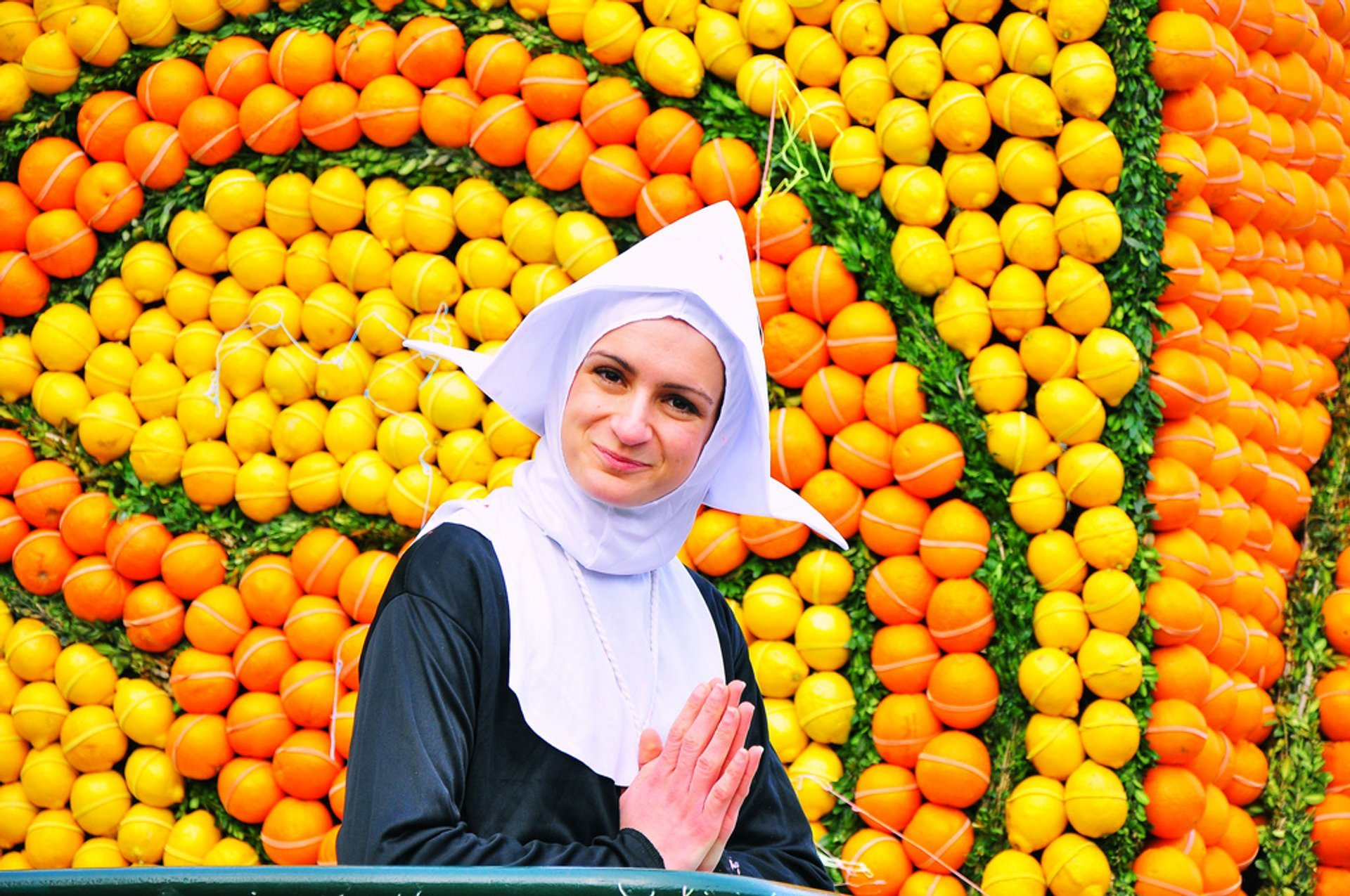 Best time for Fête du Citron (Menton Lemon Festival) in Provence & French Riviera 2020