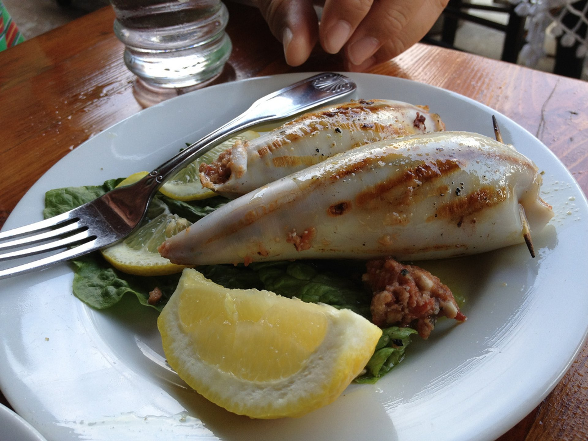 Best time for Klamari Mimlija or Stuffed Squid in Malta 2020