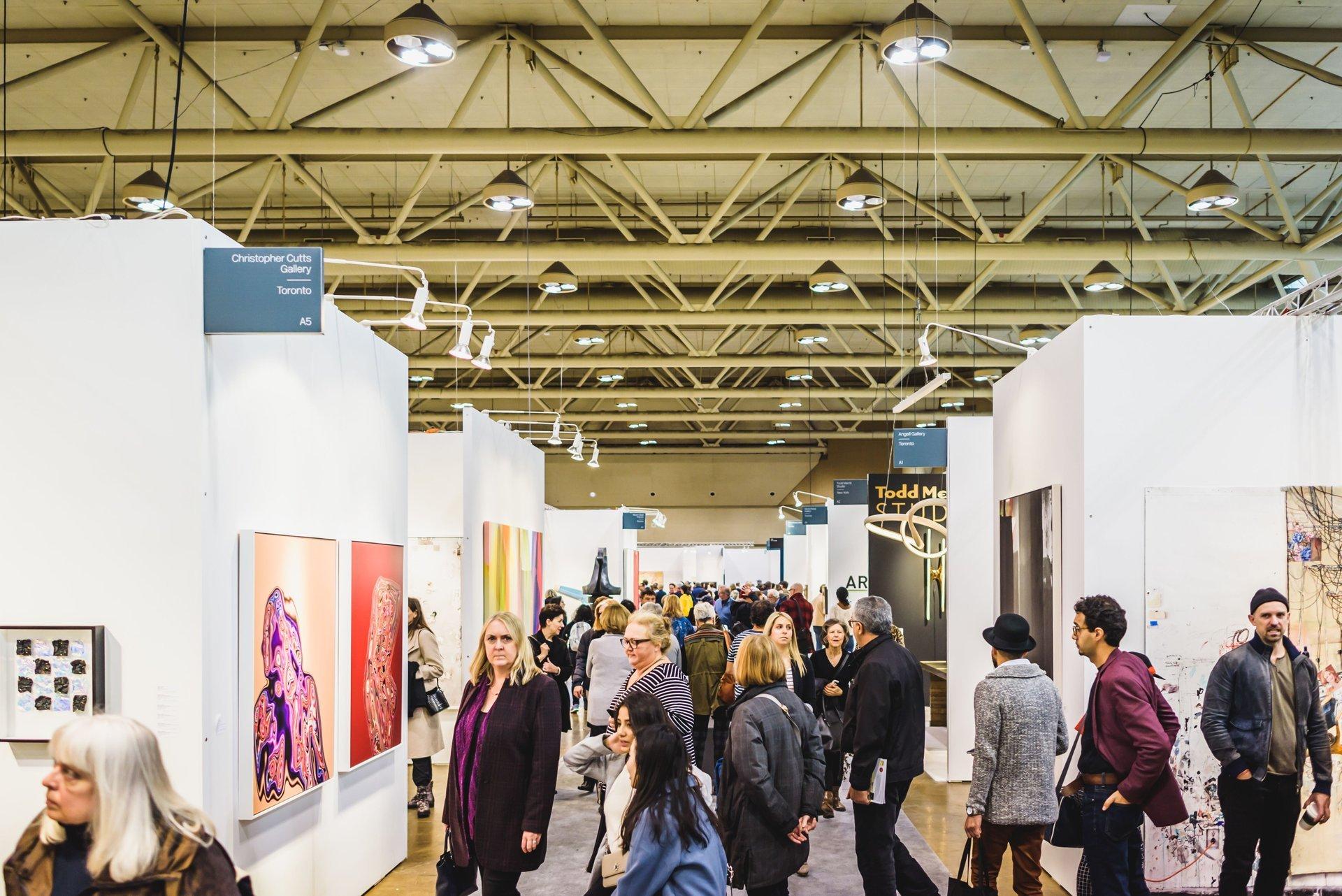 Art Toronto in Toronto 2019 - Best Time