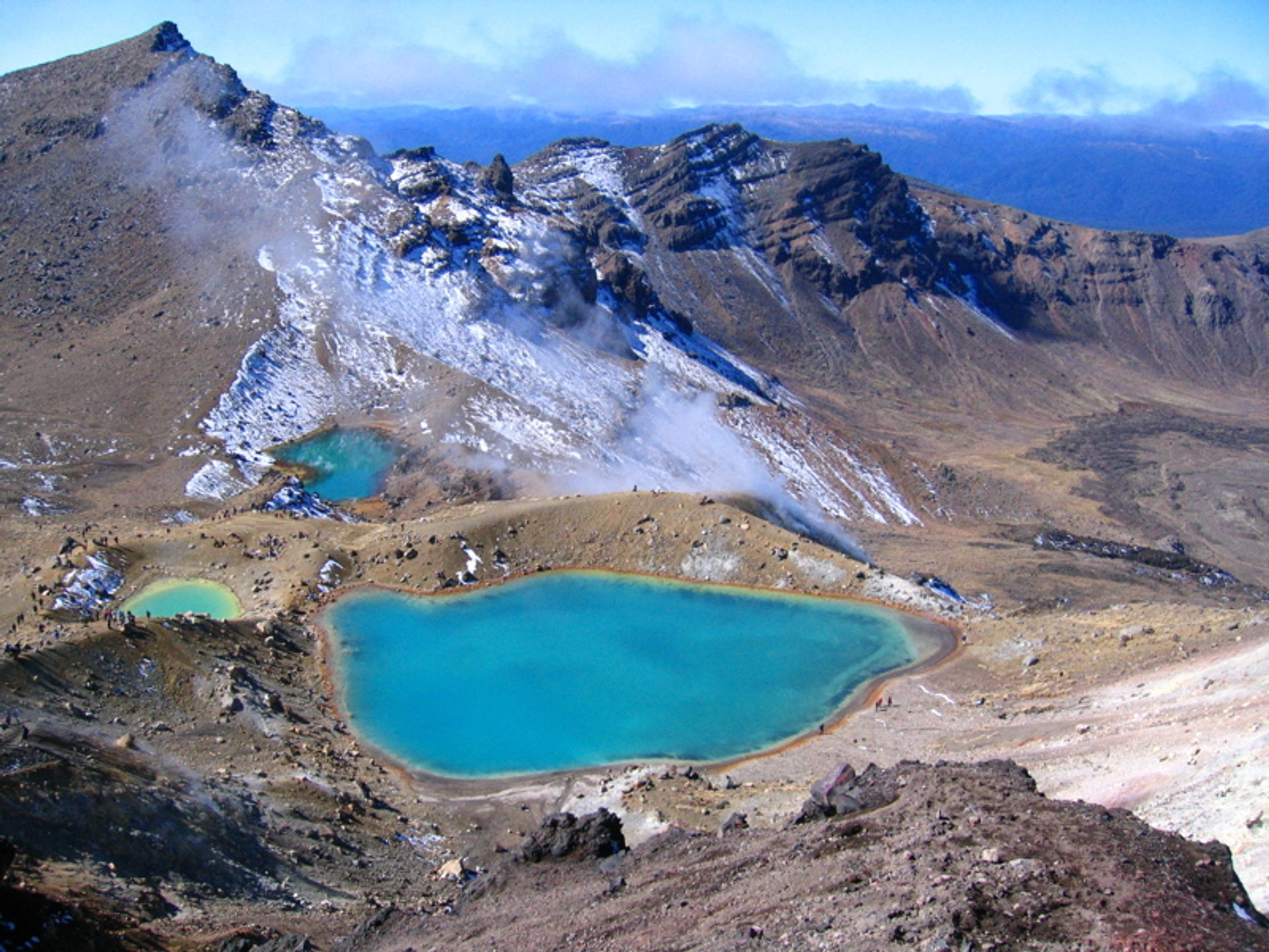 Emerald Lakes 2020