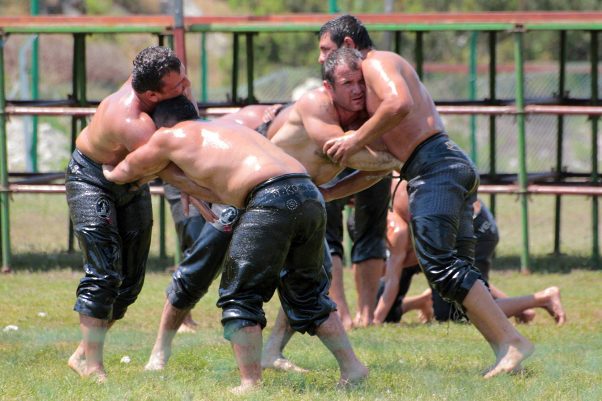 Kırkpınar Oil Wrestling in Turkey - Best Season 2020