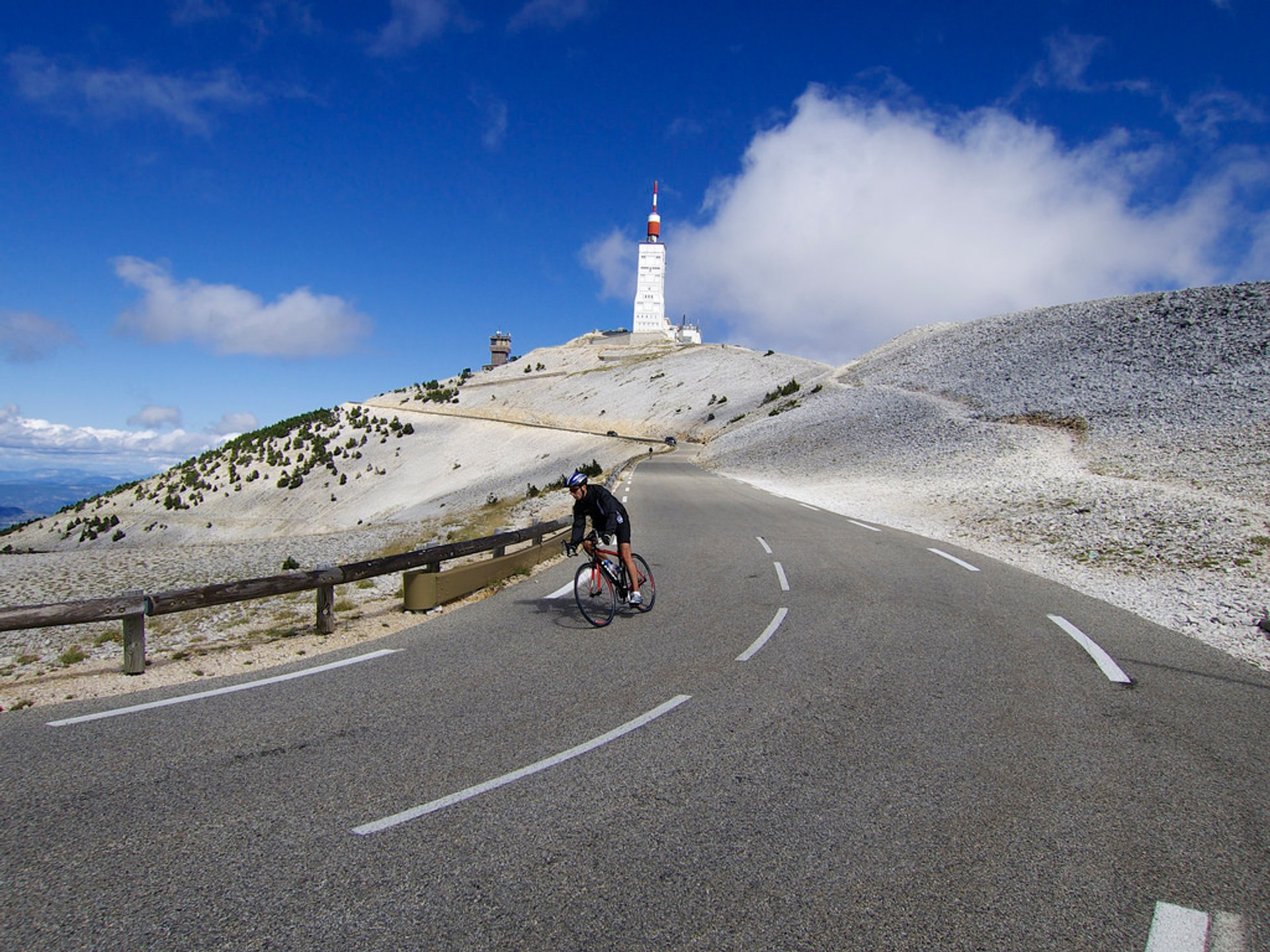 Cycling around Mont Ventoux in Provence & French Riviera 2019 - Best Time