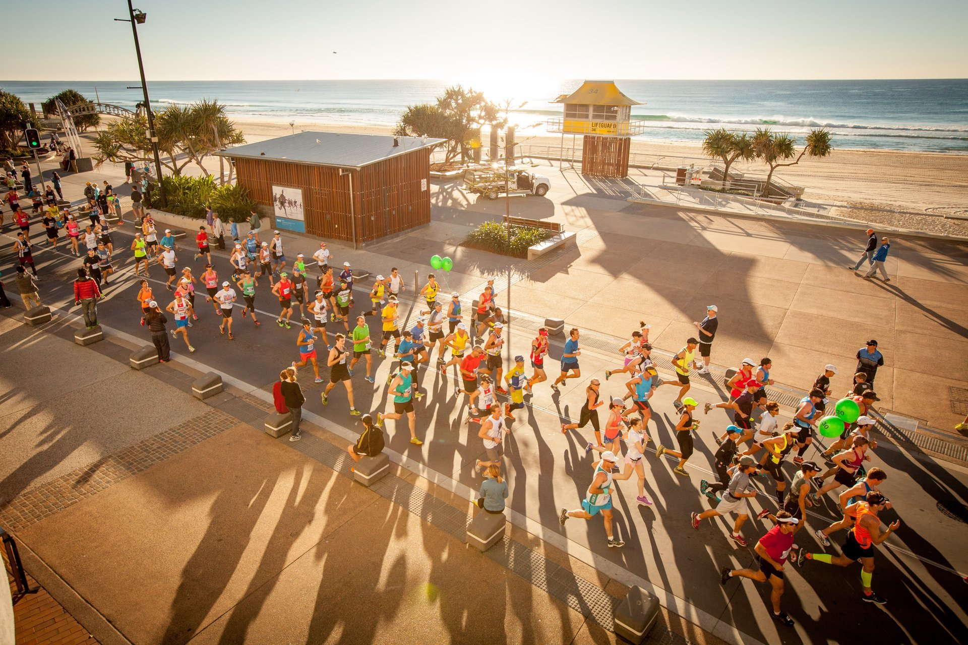 Best time for Gold Coast Marathon in Australia 2020