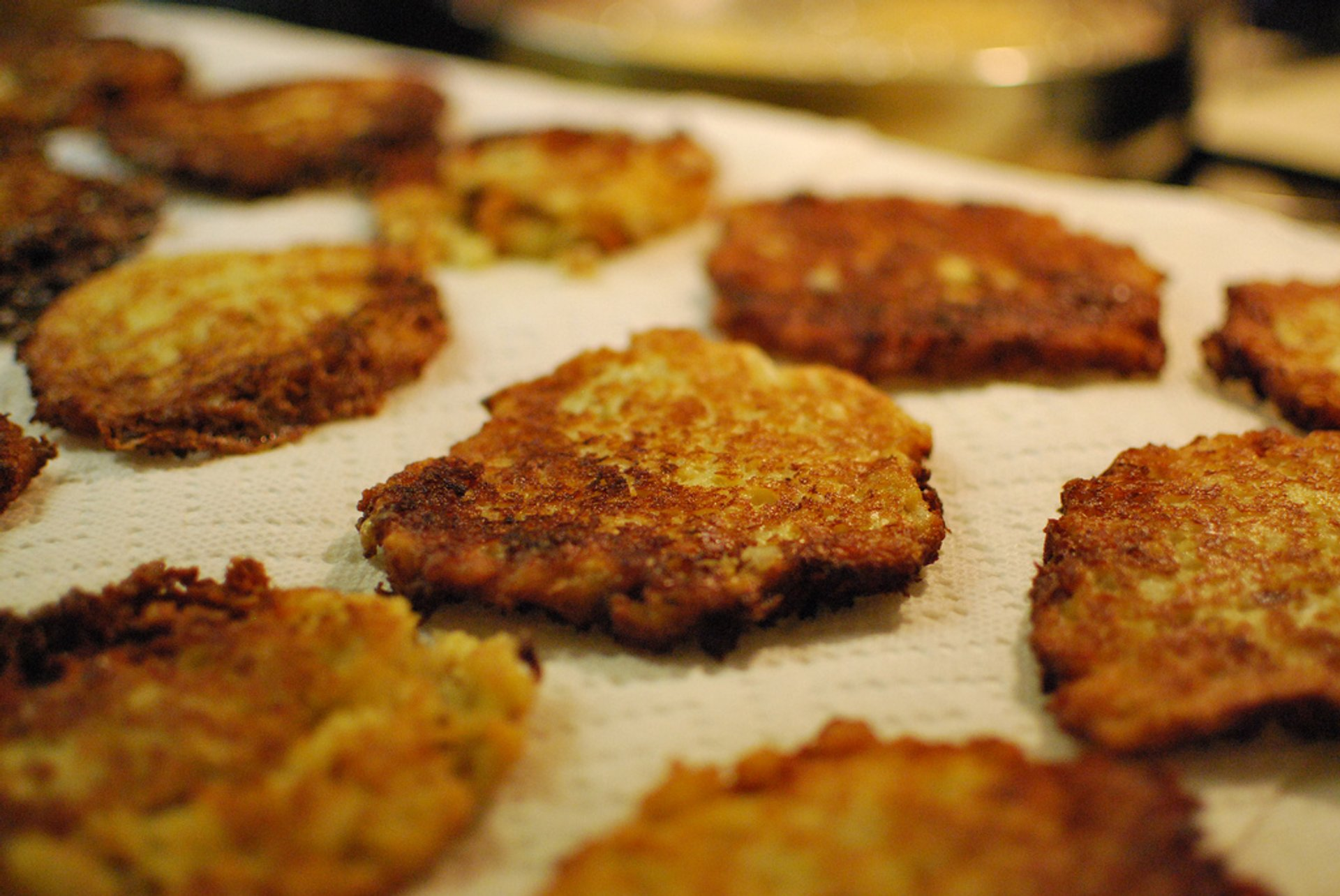 Levivot or Latkes in Israel - Best Time
