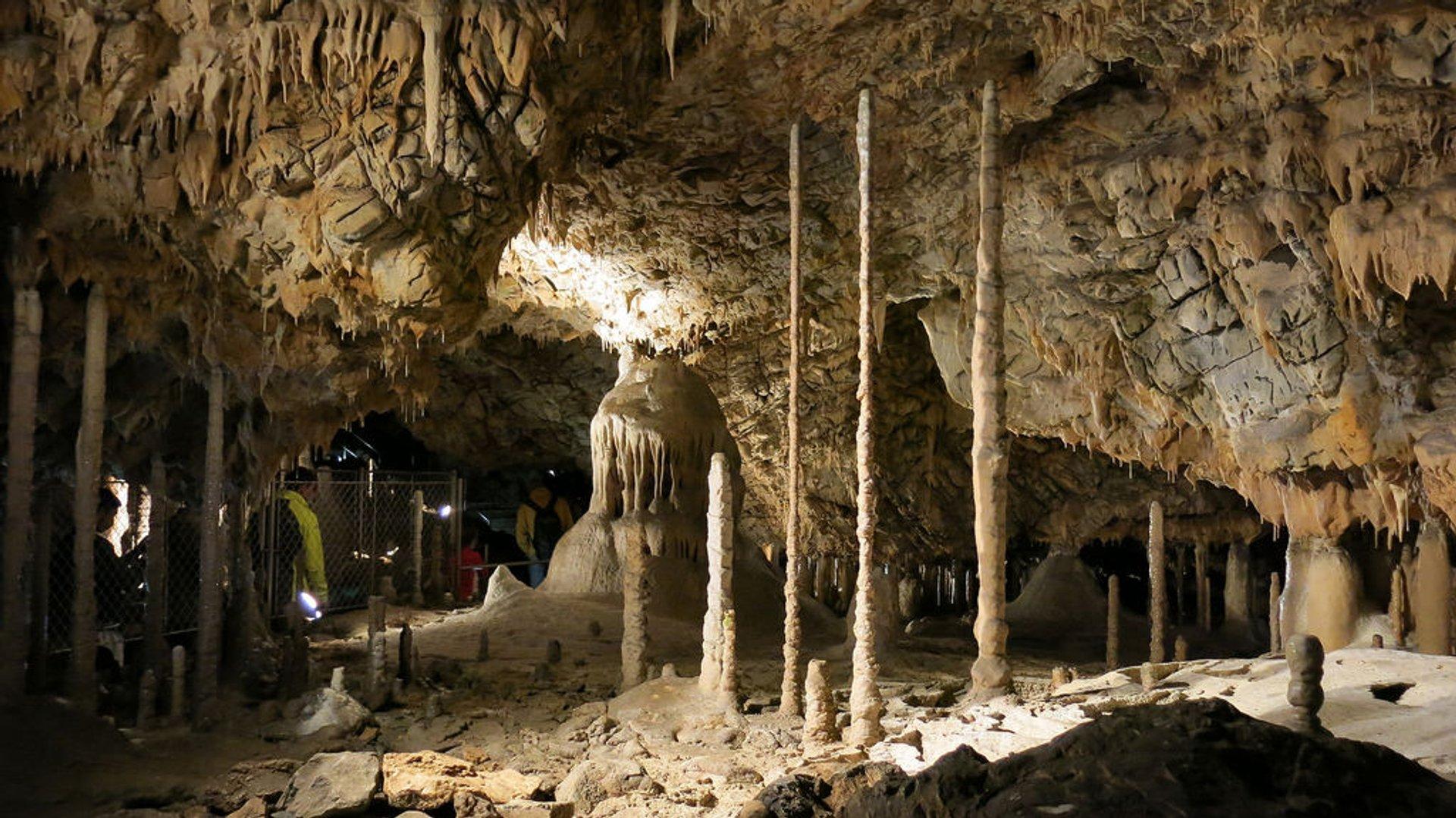 Kateřinská jeskyně (Katerinska Cave) 2019