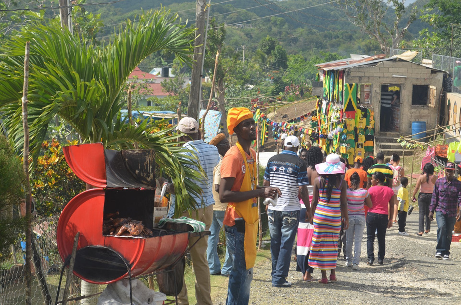 Accompong Maroon Festival in Jamaica 2020 - Best Time