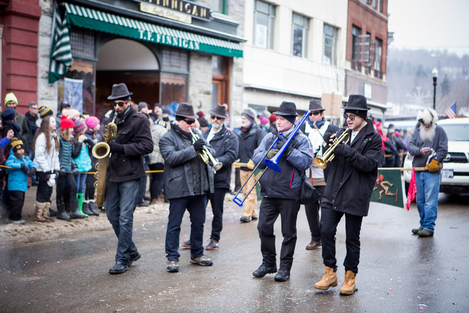 Best time for Saranac Lake Winter Carnival 2020