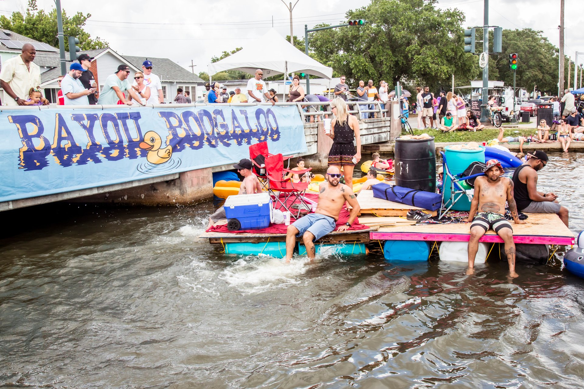 Mid-City Bayou Boogaloo in New Orleans 2019 - Best Time
