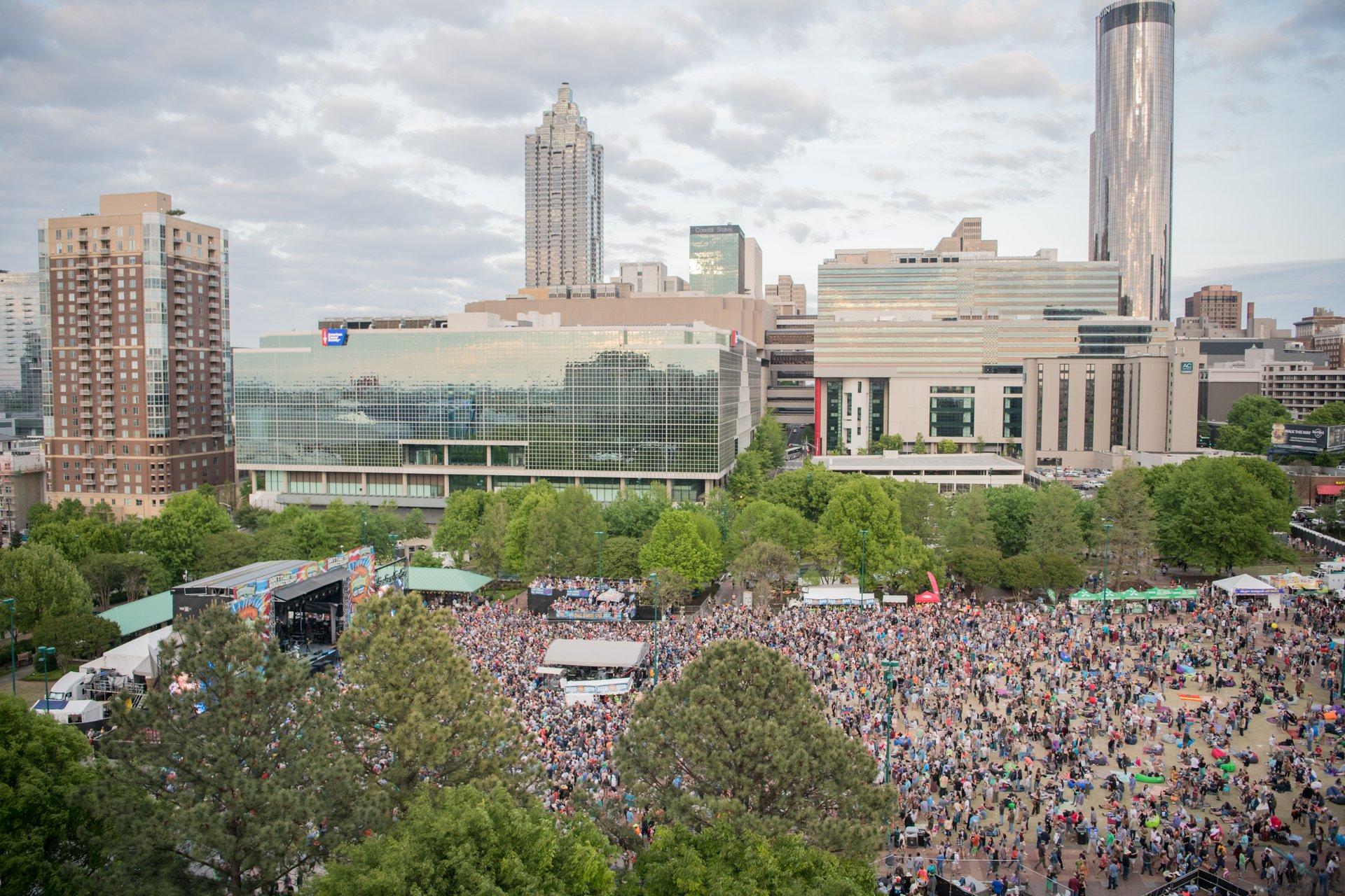 SweetWater 420 Fest in Atlanta - Best Season 2020