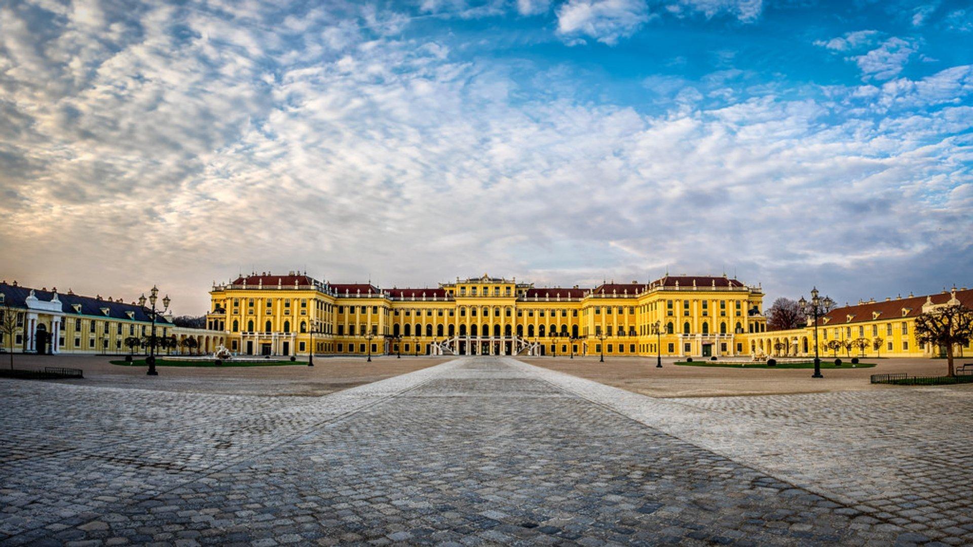 Schönbrunn Palace in Vienna 2020 - Best Time